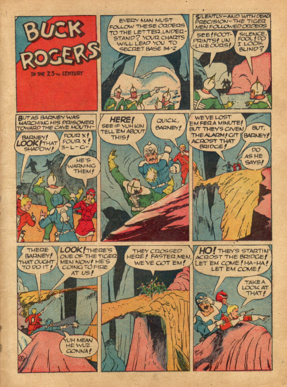 Read online Famous Funnies comic -  Issue #72 - 19