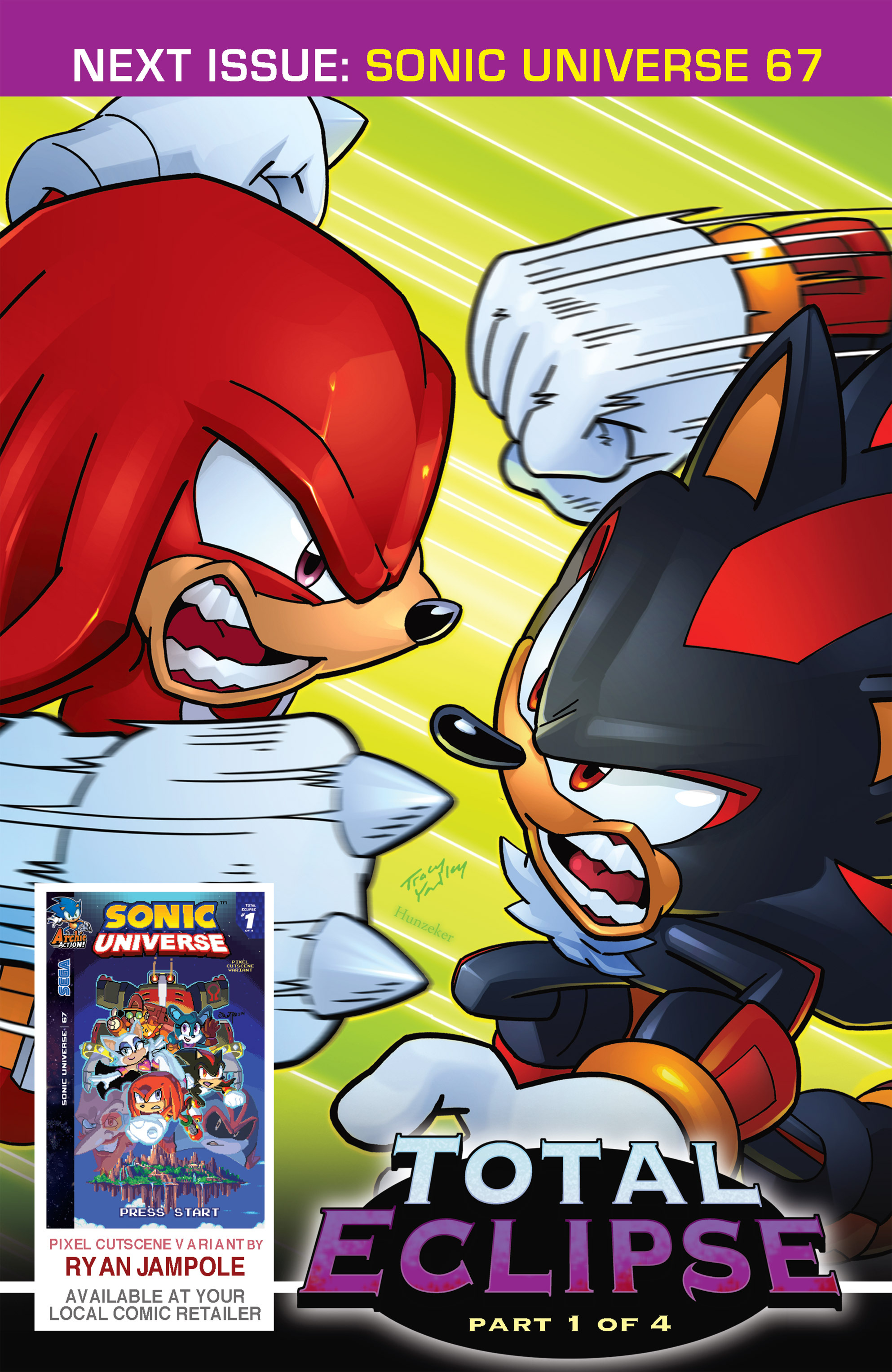 Read online Sonic Universe comic -  Issue #66 - 25