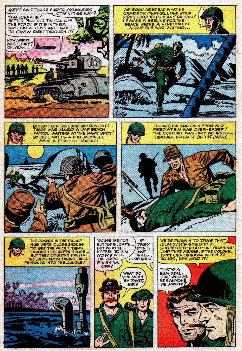 Read online Sgt. Fury comic -  Issue #10 - 6