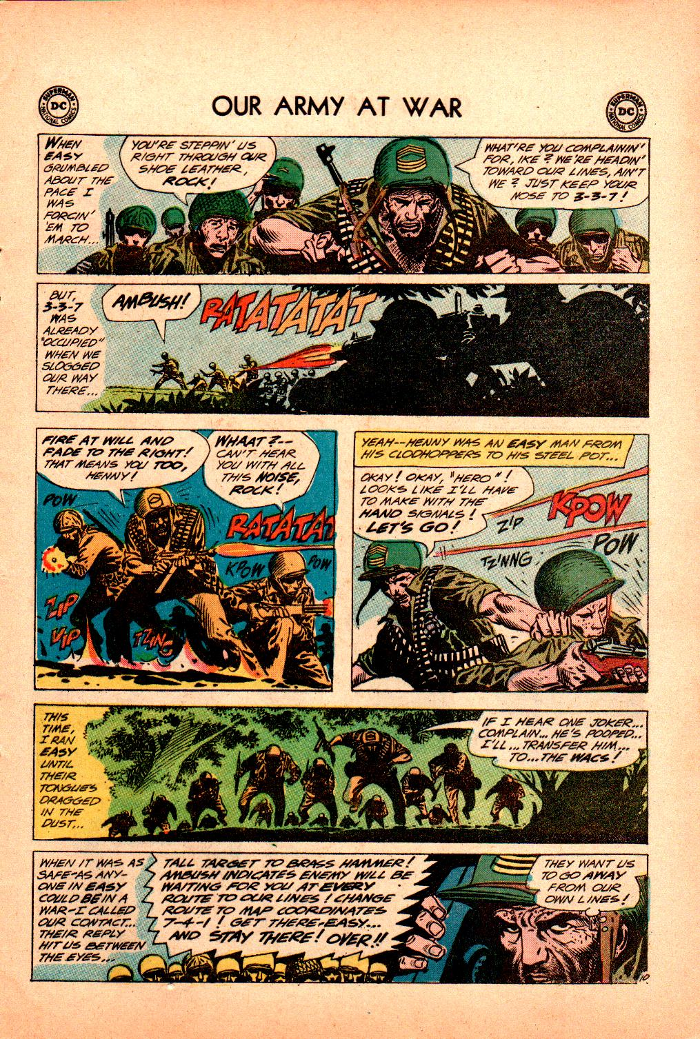 Our Army at War (1952) issue 101 - Page 13