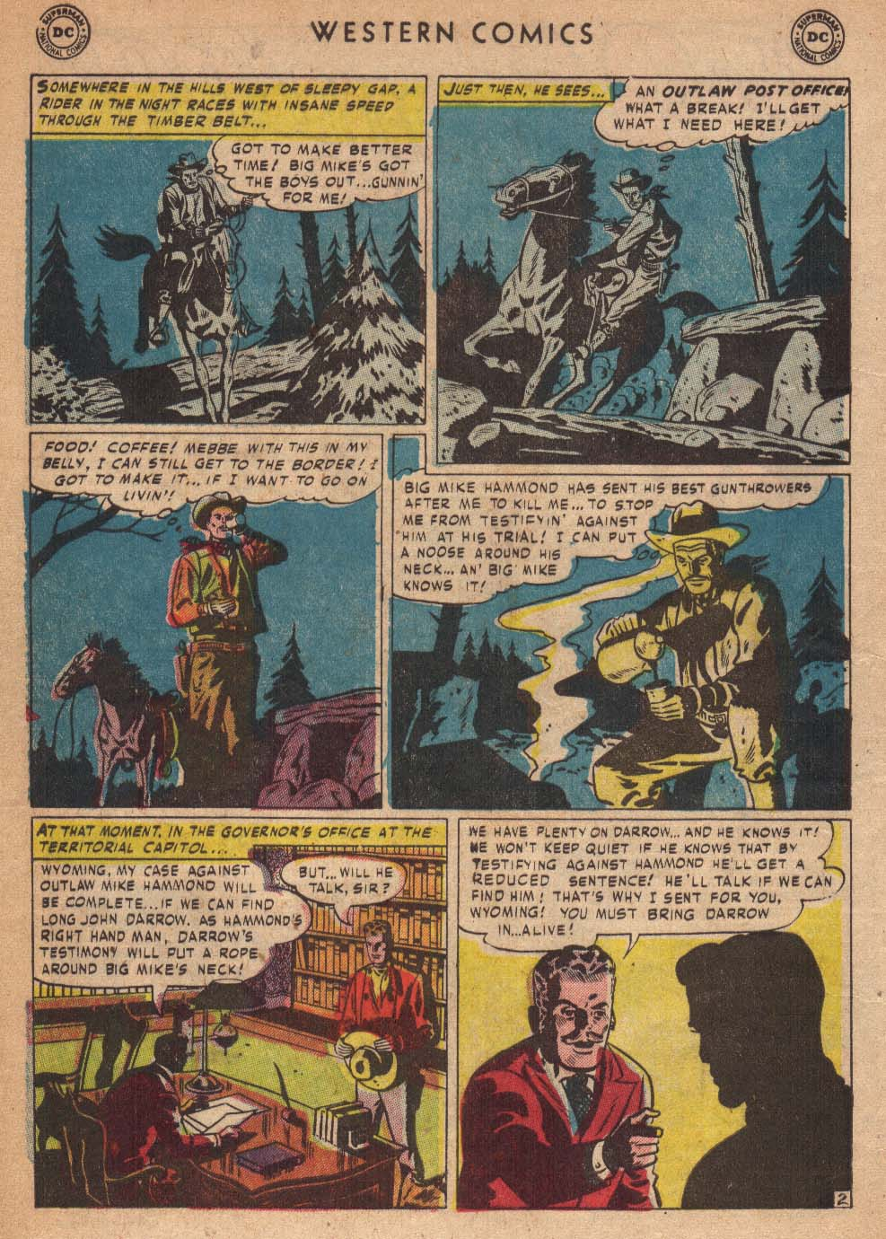 Western Comics issue 36 - Page 4