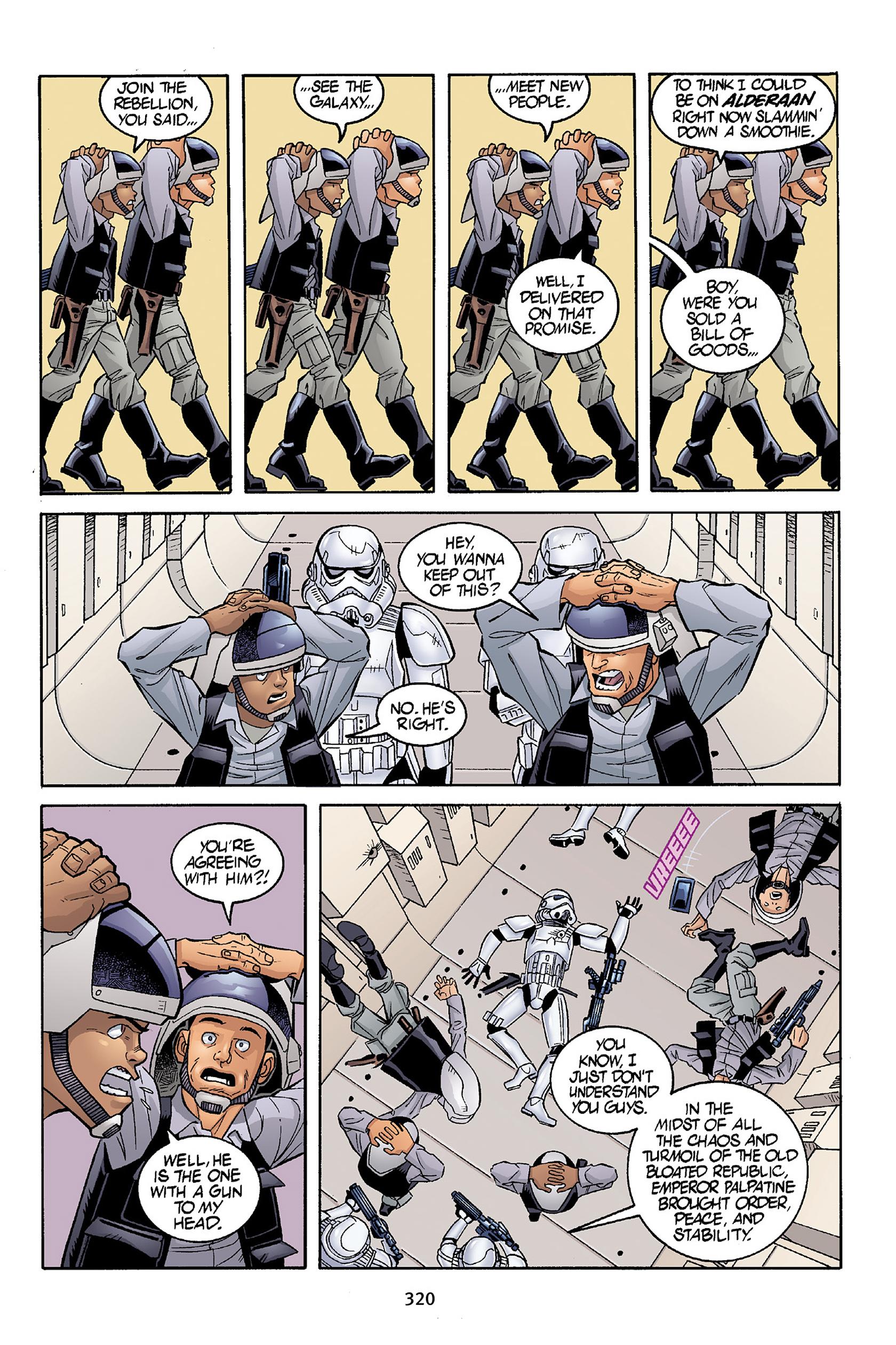 Read online Star Wars Omnibus comic -  Issue # Vol. 30 - 317