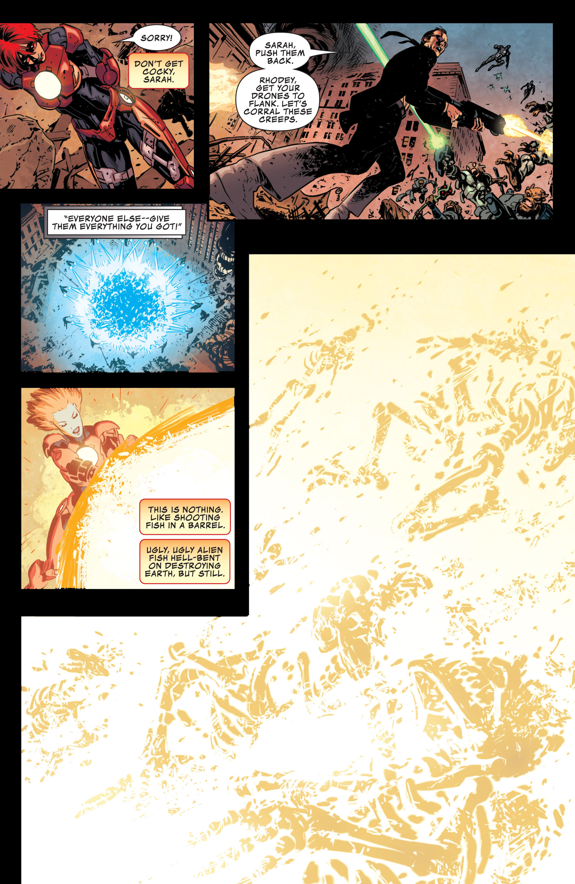 Read online Secret Avengers (2013) comic -  Issue #10 - 15