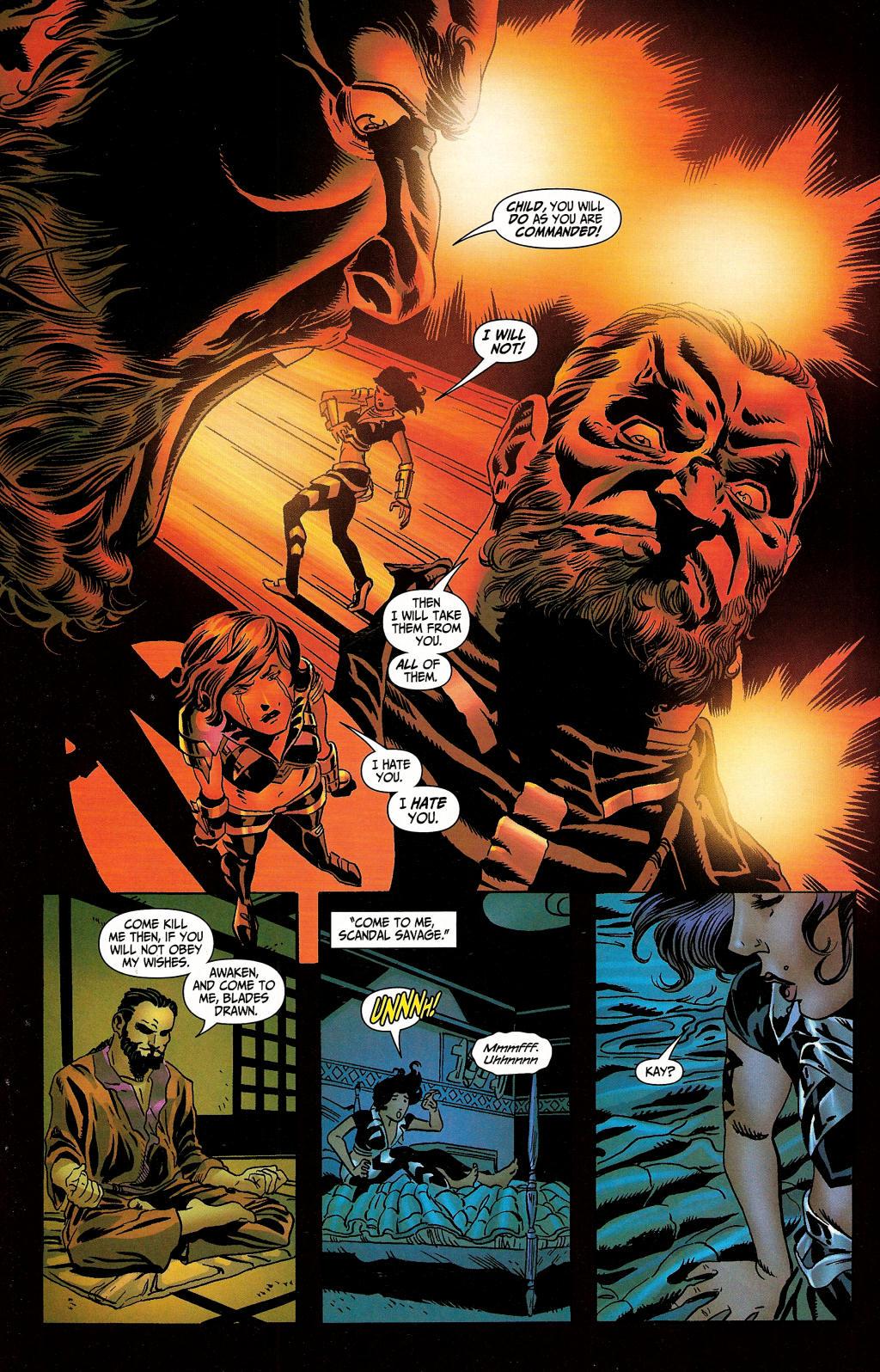 Read online Secret Six (2006) comic -  Issue #4 - 30