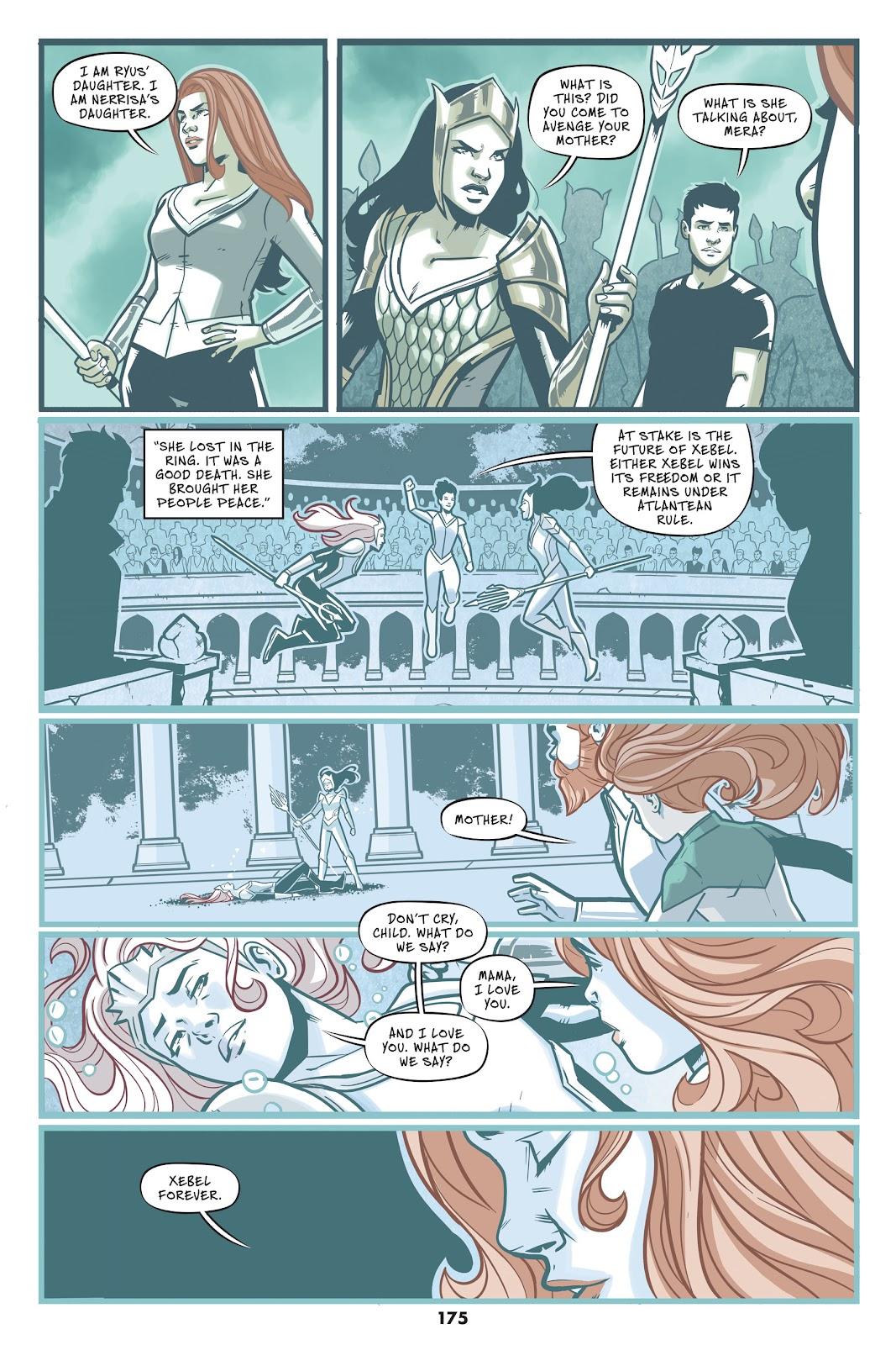 Read online Mera: Tidebreaker comic -  Issue # TPB (Part 2) - 75