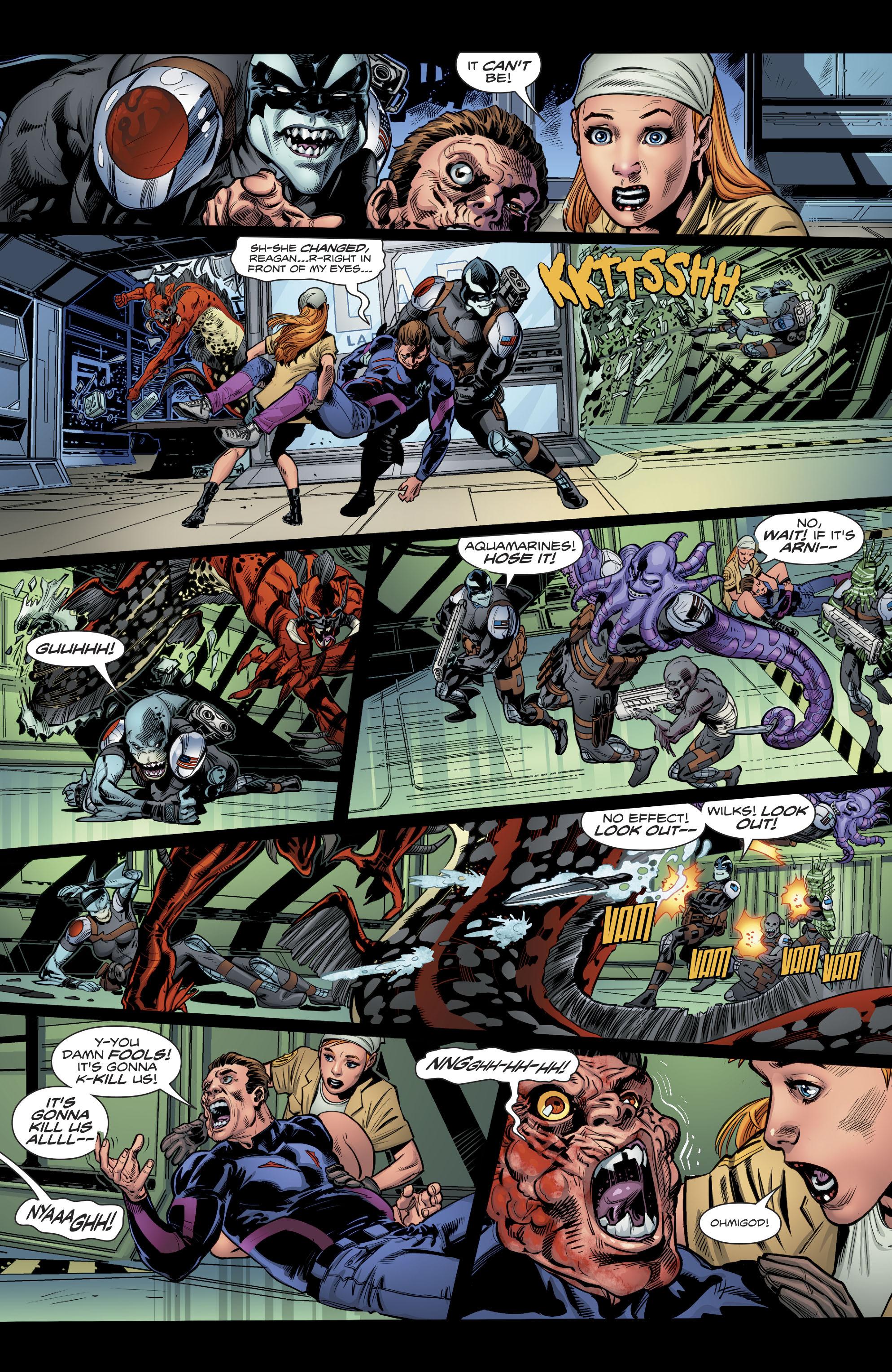 Read online Aquaman (2016) comic -  Issue #22 - 6
