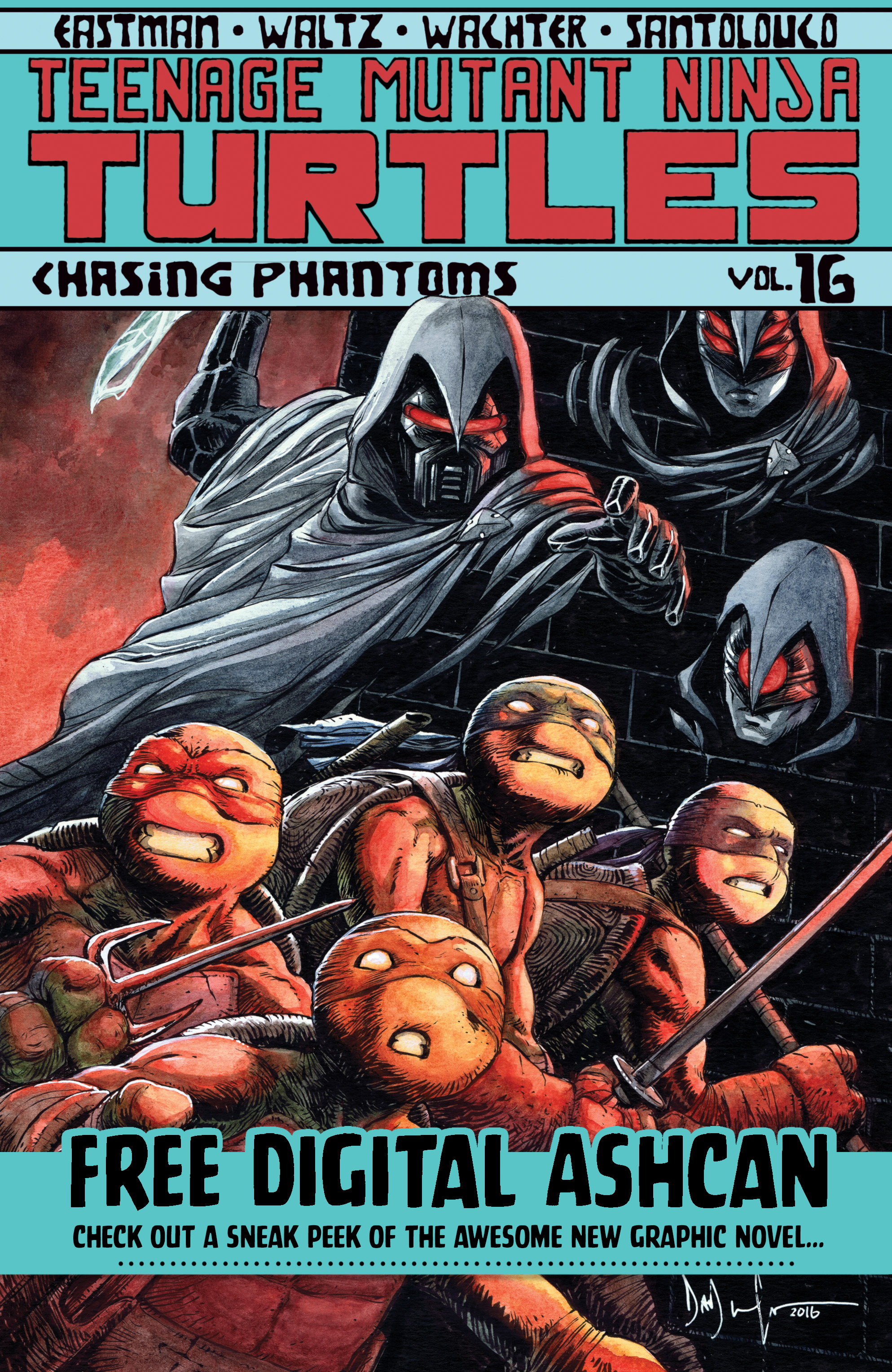 Read online Teenage Mutant Ninja Turtles (2011) comic -  Issue #70 - 26