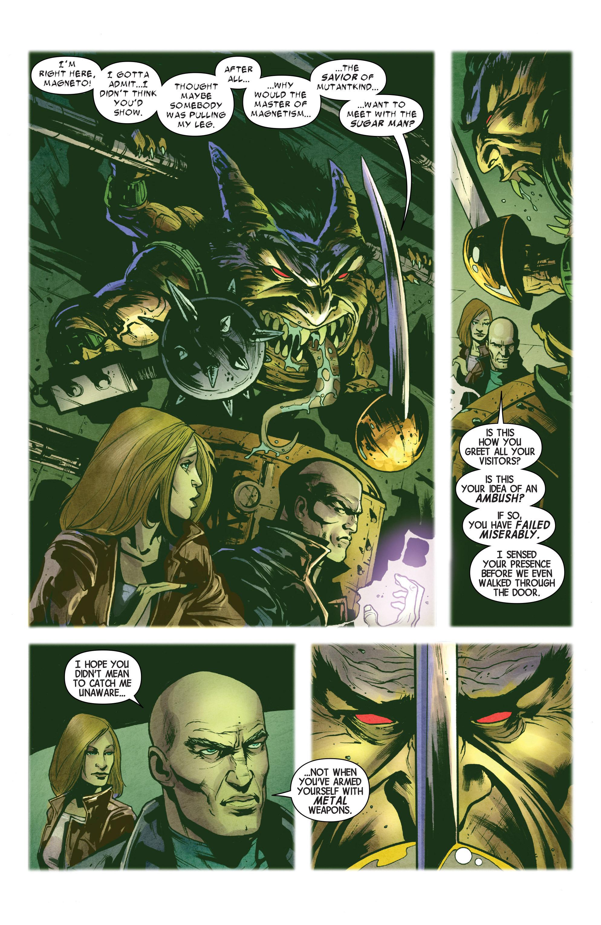 Read online Secret Wars: Last Days of the Marvel Universe comic -  Issue # TPB (Part 1) - 164