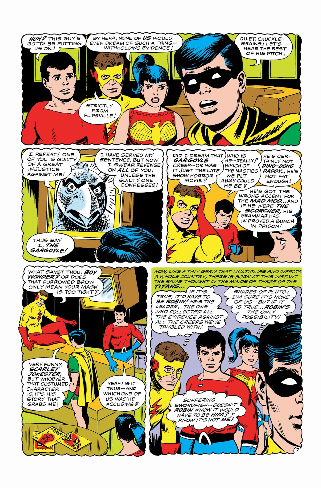 Teen Titans (1966) issue 14 - Page 8