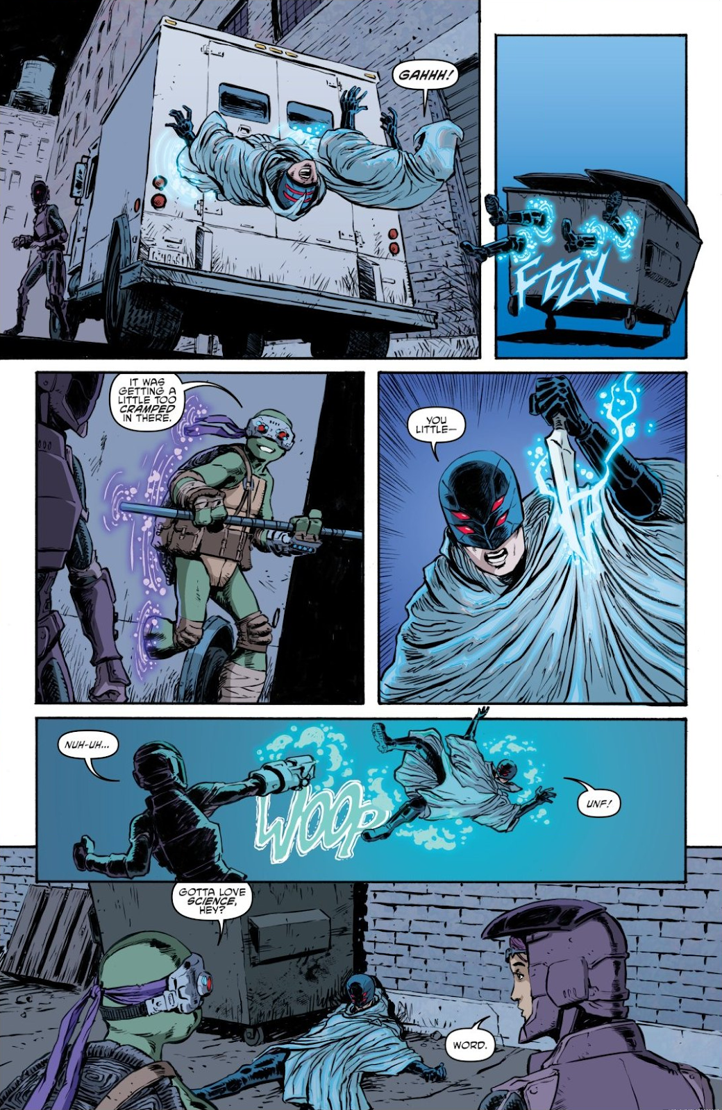 Read online Teenage Mutant Ninja Turtles: The IDW Collection comic -  Issue # TPB 7 (Part 3) - 33