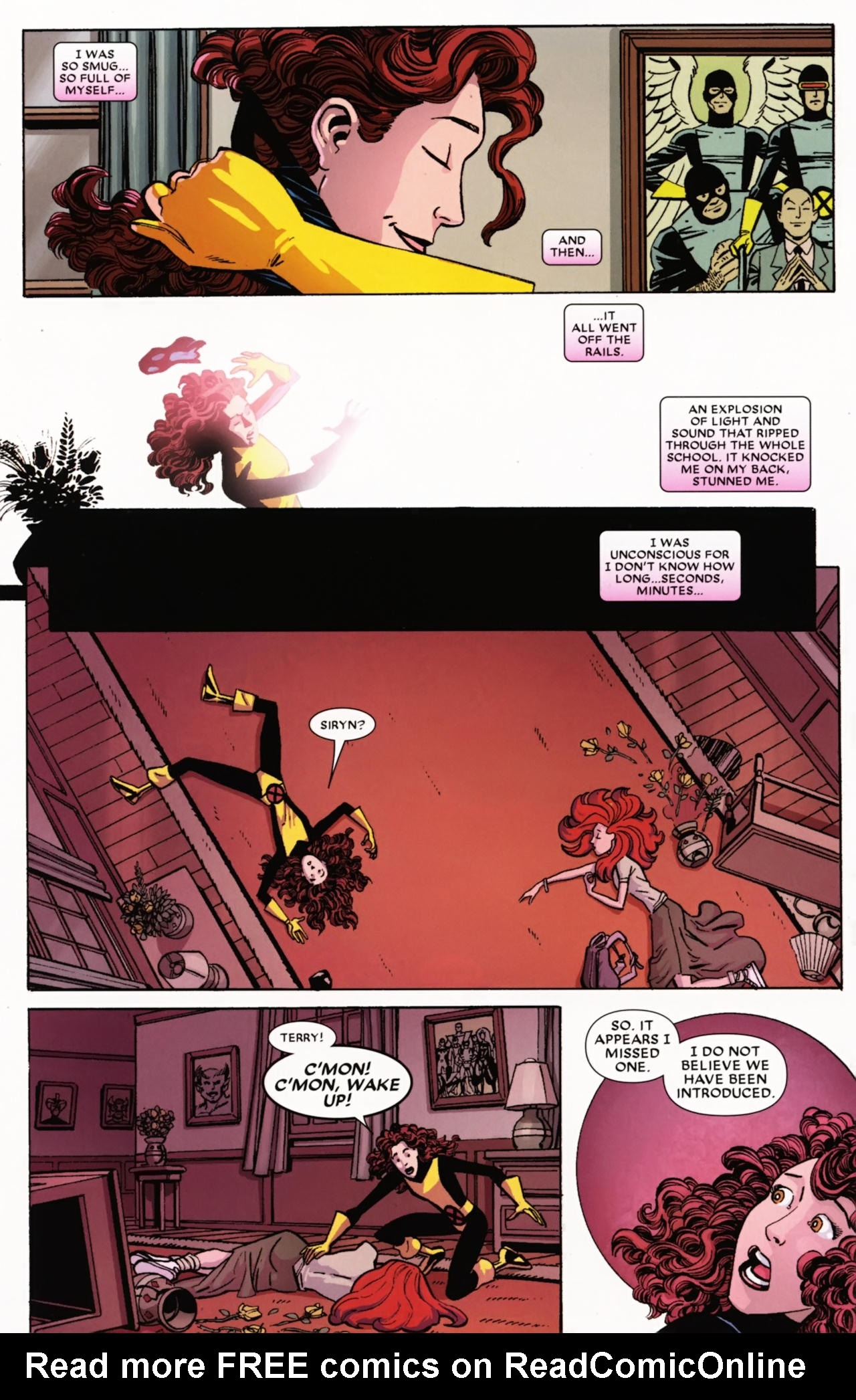 Read online Wolverine: First Class comic -  Issue #21 - 8