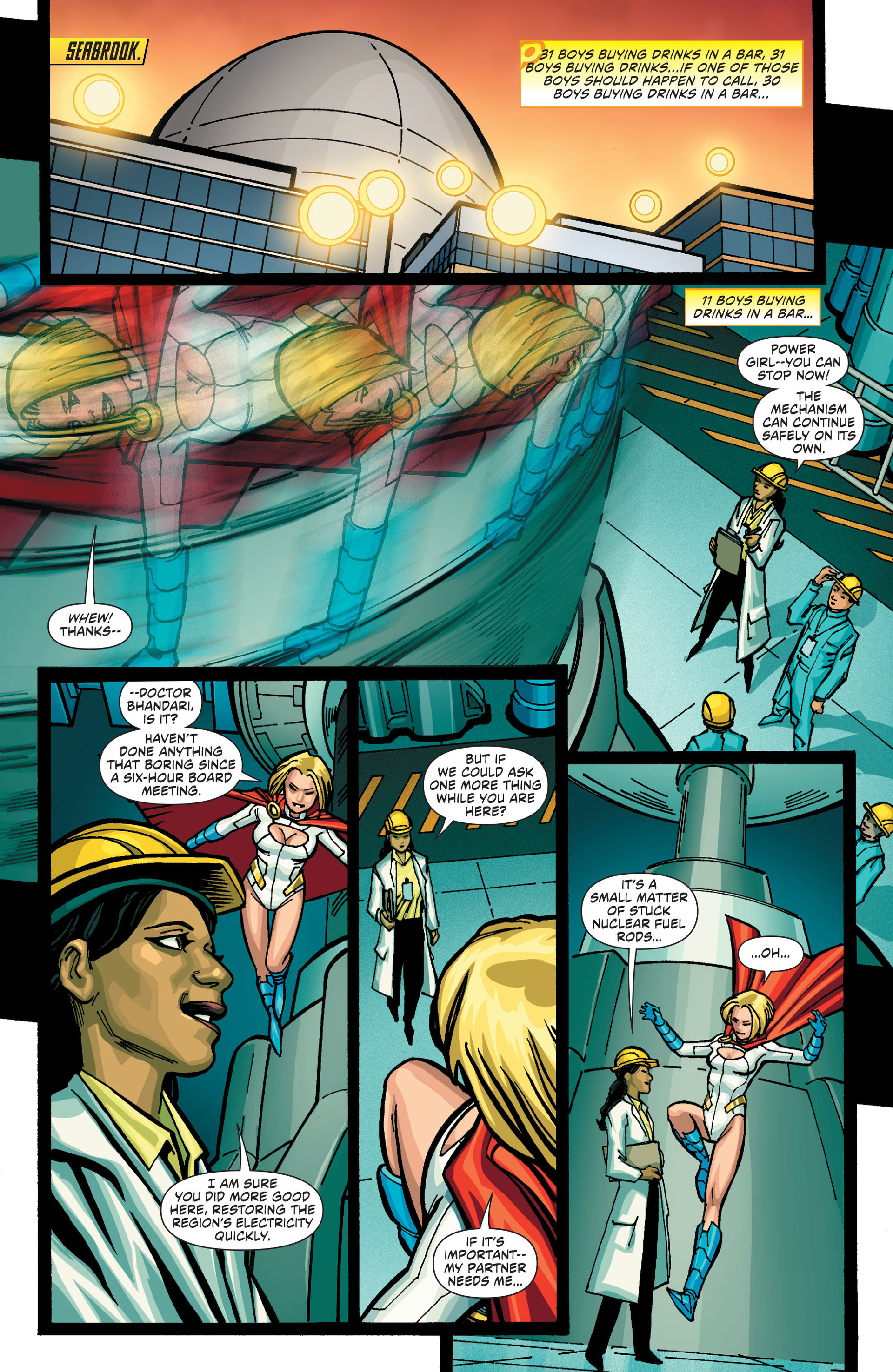 Read online Worlds' Finest comic -  Issue #24 - 10