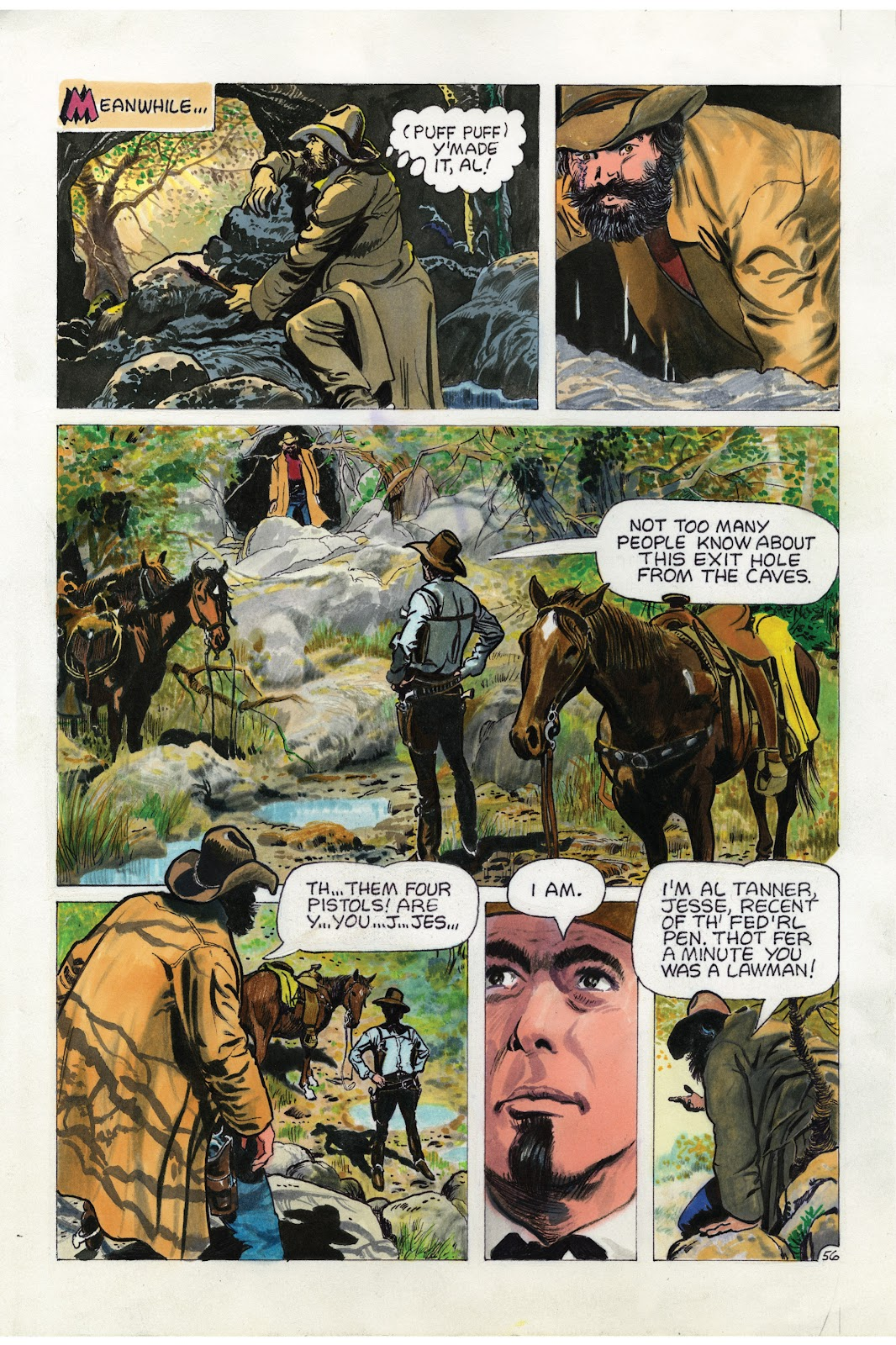 Read online Doug Wildey's Rio: The Complete Saga comic -  Issue # TPB (Part 2) - 21