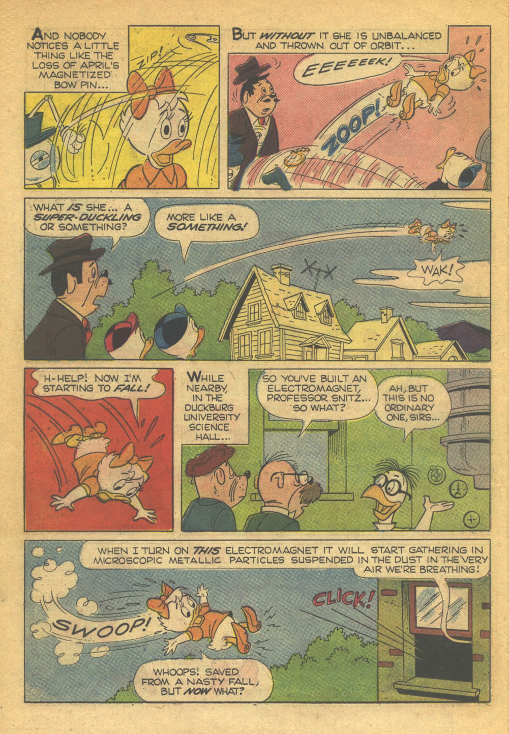 Walt Disney's Comics and Stories issue 331 - Page 22
