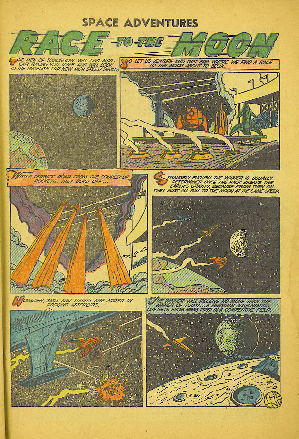 Read online Space Adventures comic -  Issue #18 - 27