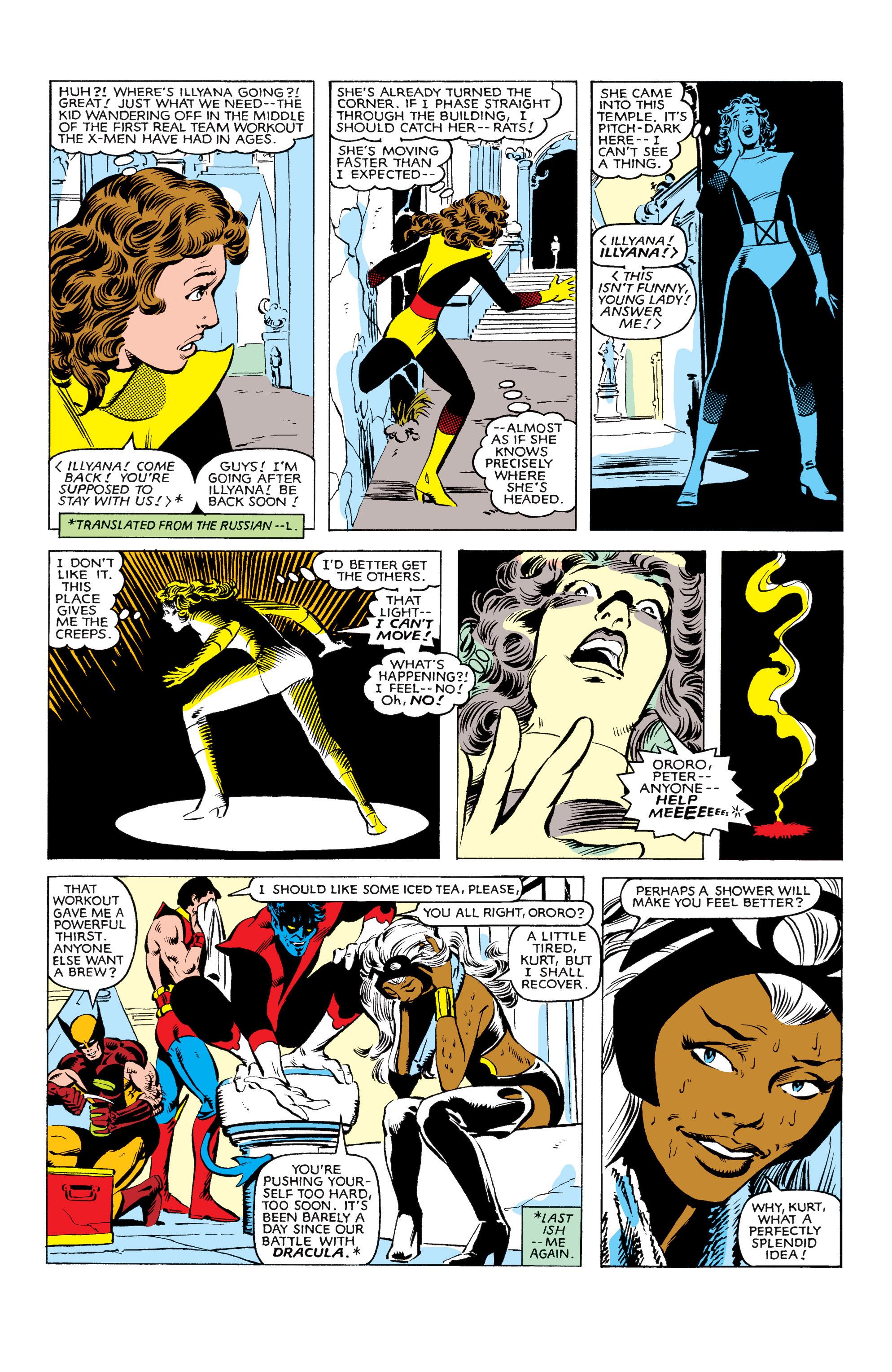 Read online Uncanny X-Men (1963) comic -  Issue #160 - 4