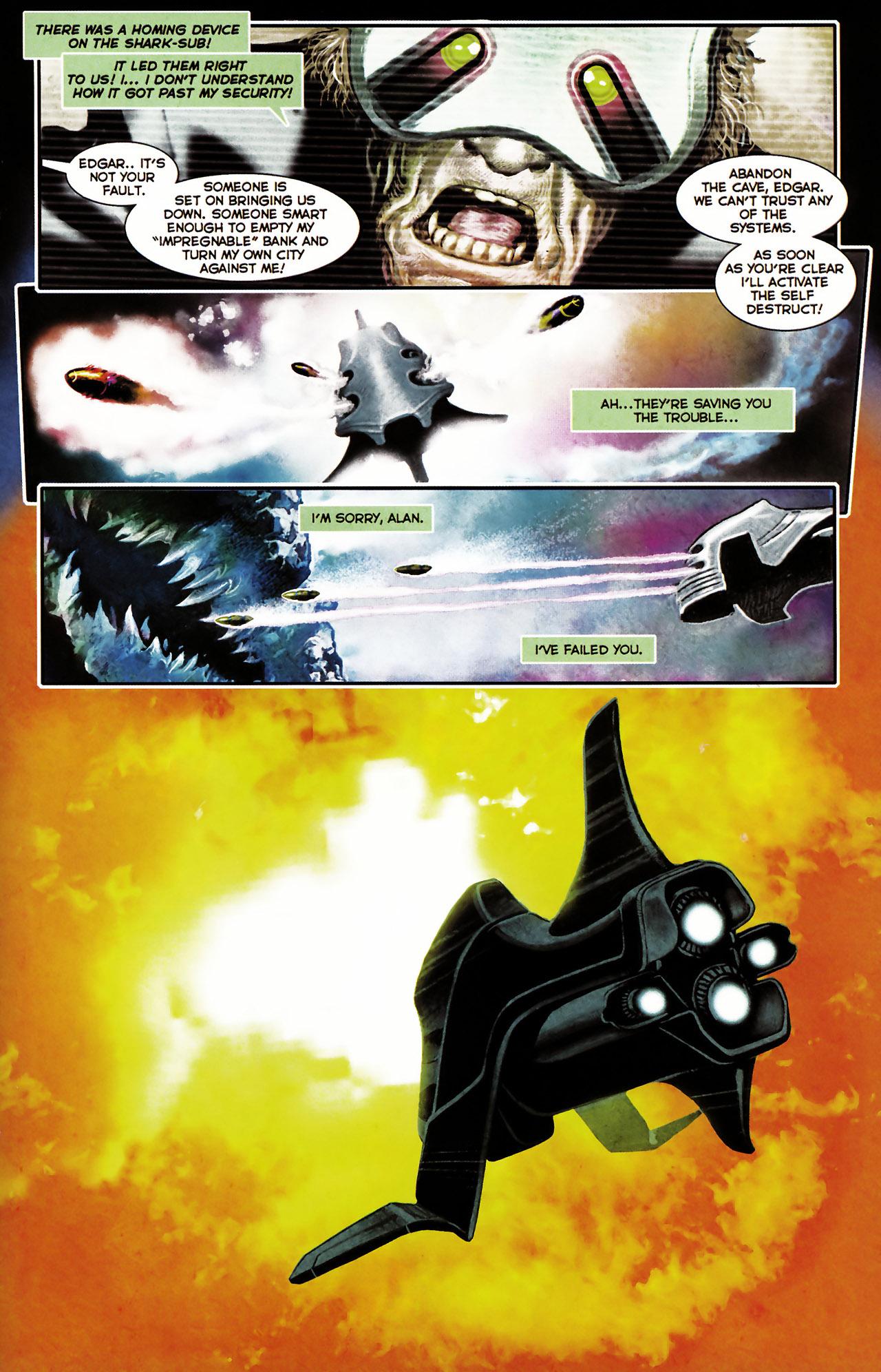 Read online Shark-Man comic -  Issue #1 - 24