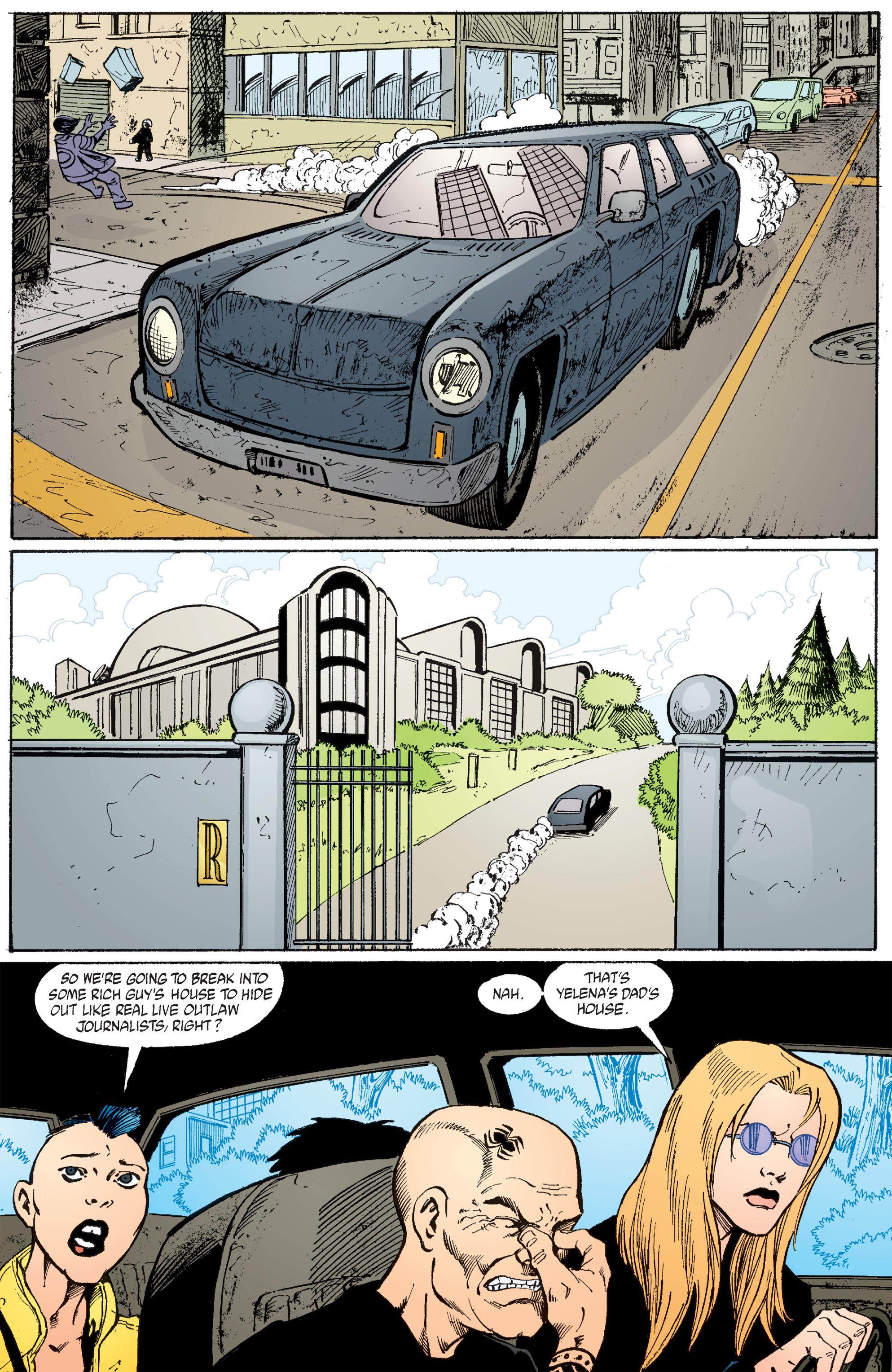 Read online Transmetropolitan comic -  Issue #56 - 4