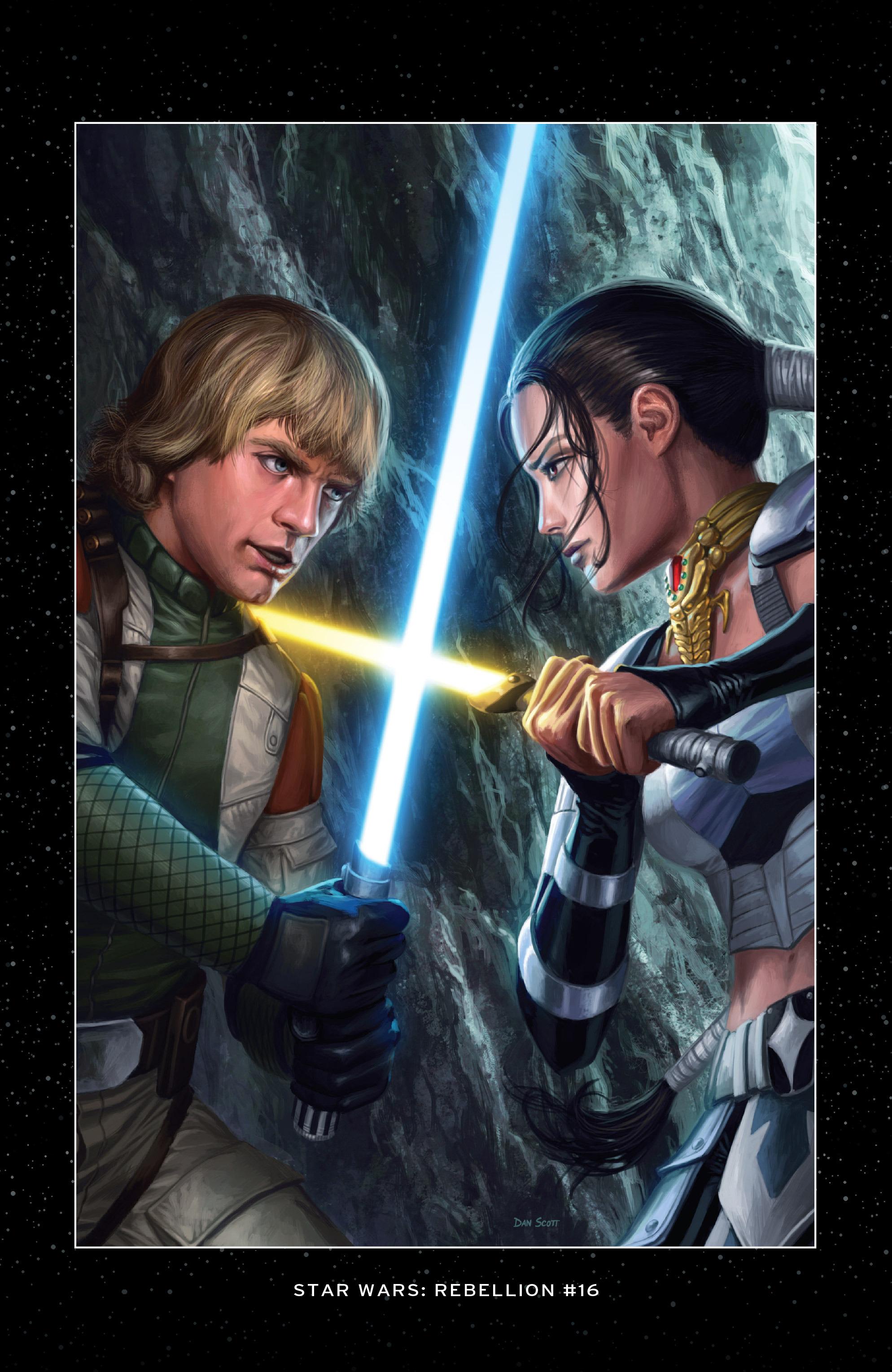 Read online Star Wars Omnibus comic -  Issue # Vol. 20 - 417