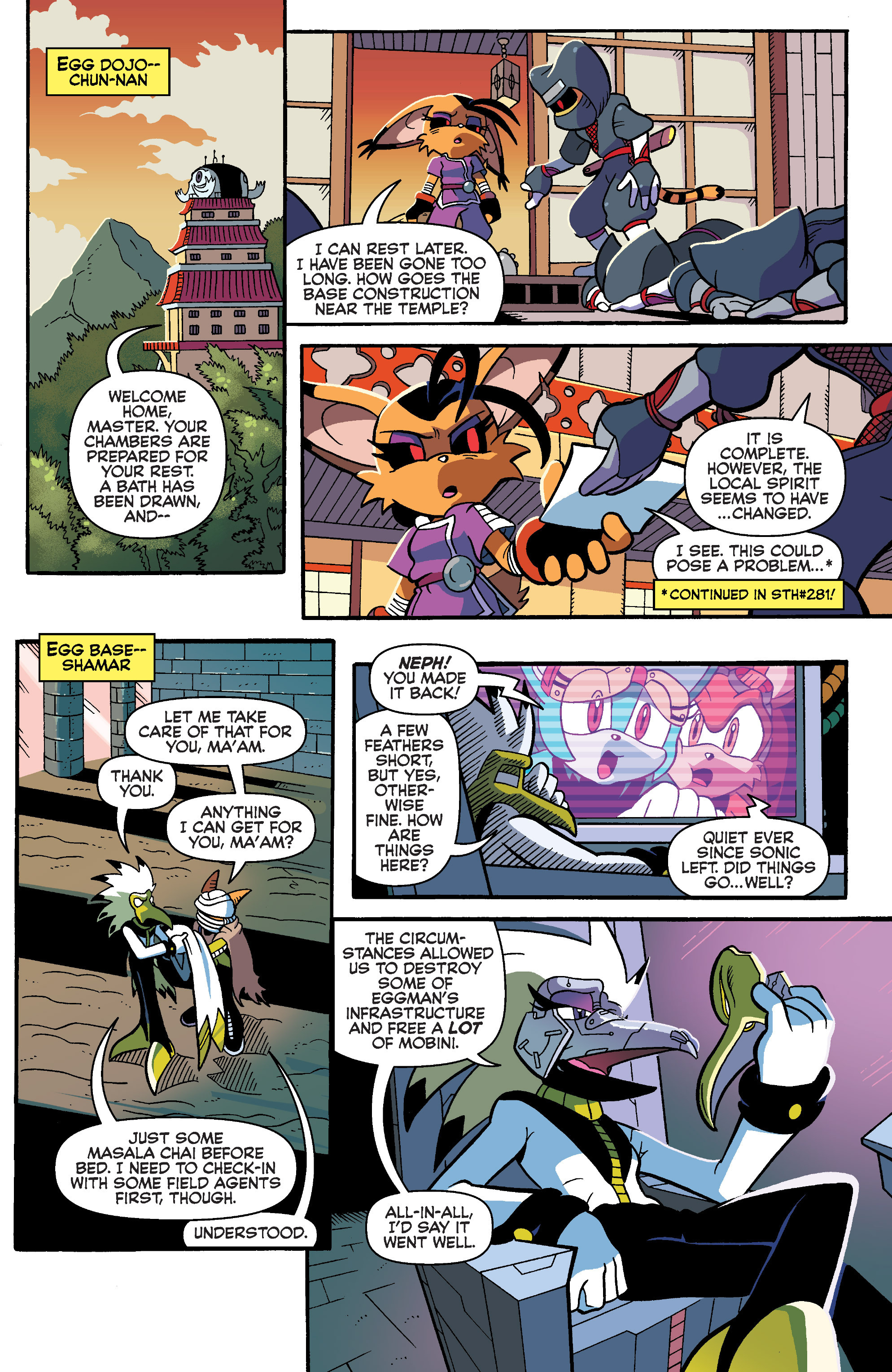 Read online Sonic Universe comic -  Issue #86 - 16
