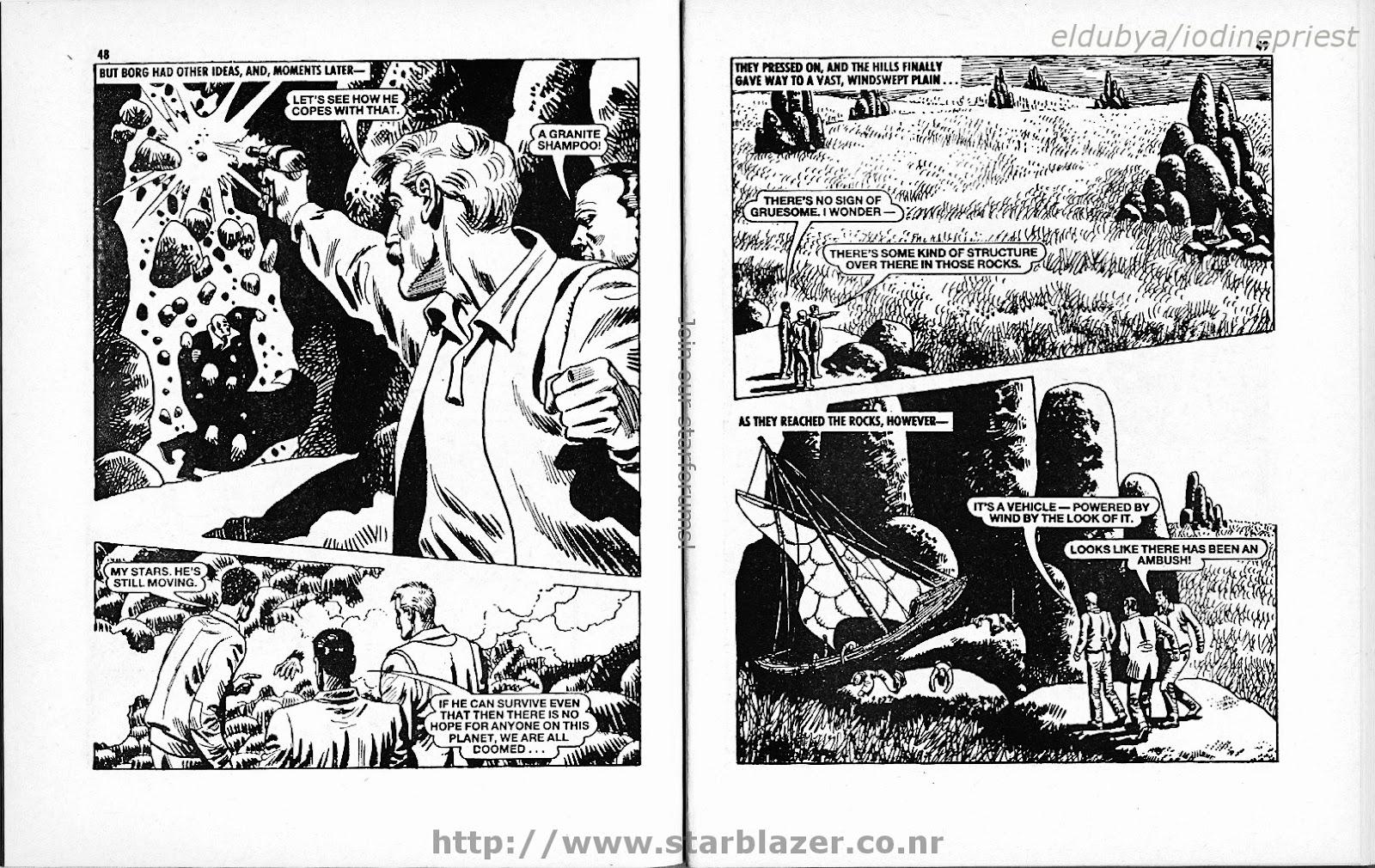 Starblazer issue 208 - Page 26