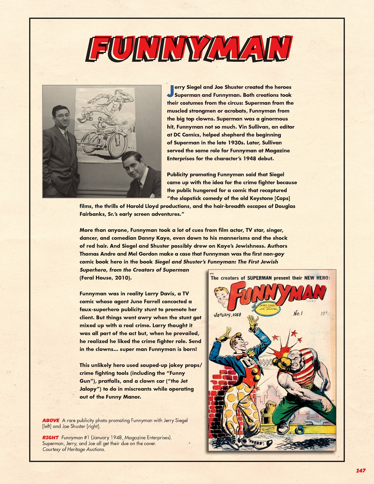 Read online Super Weird Heroes comic -  Issue # TPB 1 (Part 2) - 47