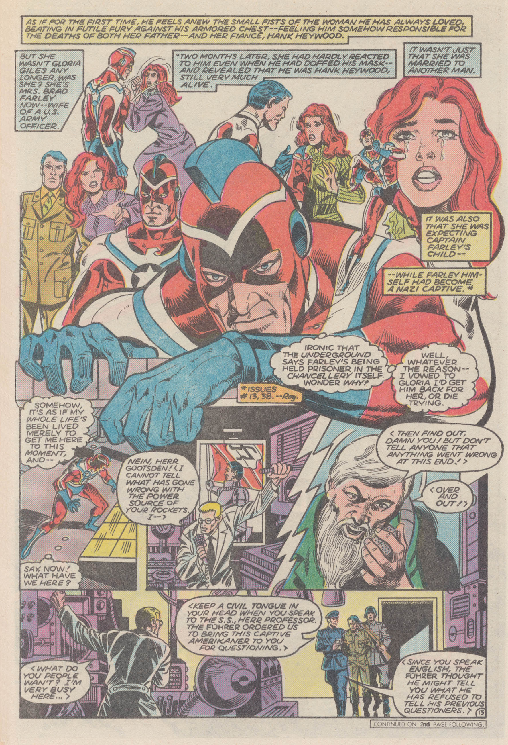 Read online All-Star Squadron comic -  Issue #50 - 17