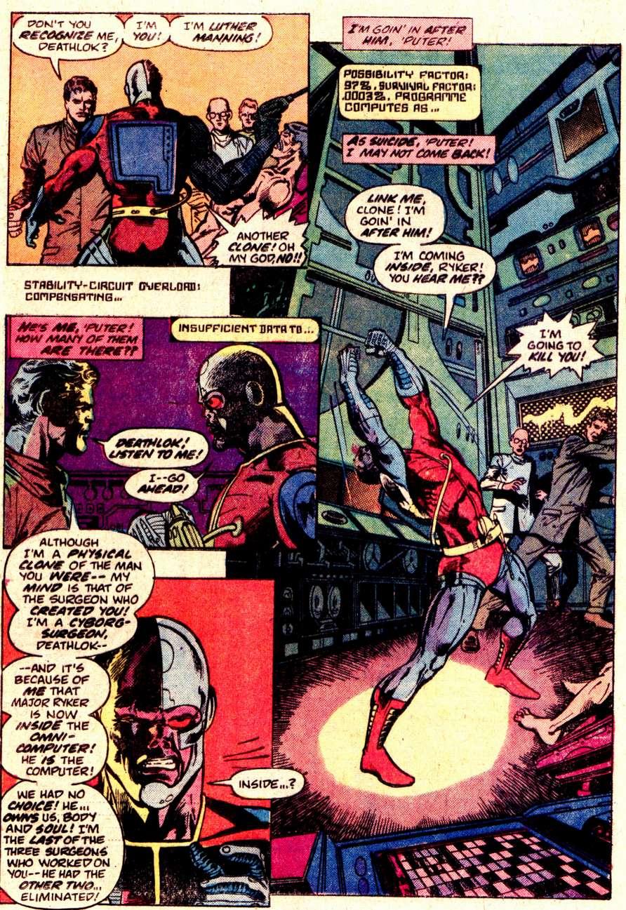 Read online Astonishing Tales (1970) comic -  Issue #34 - 13