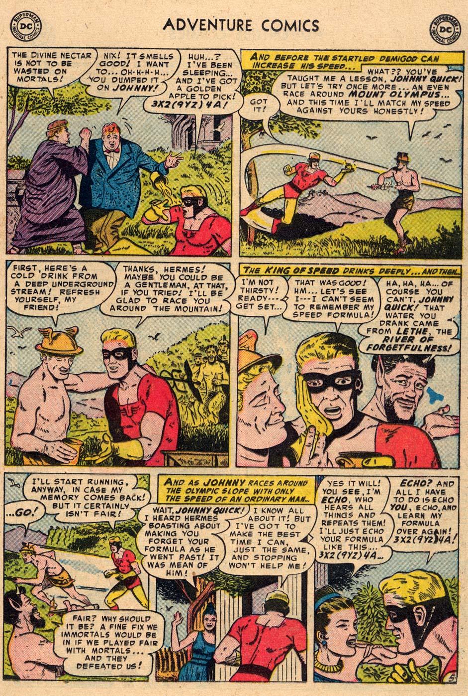 Read online Adventure Comics (1938) comic -  Issue #193 - 29