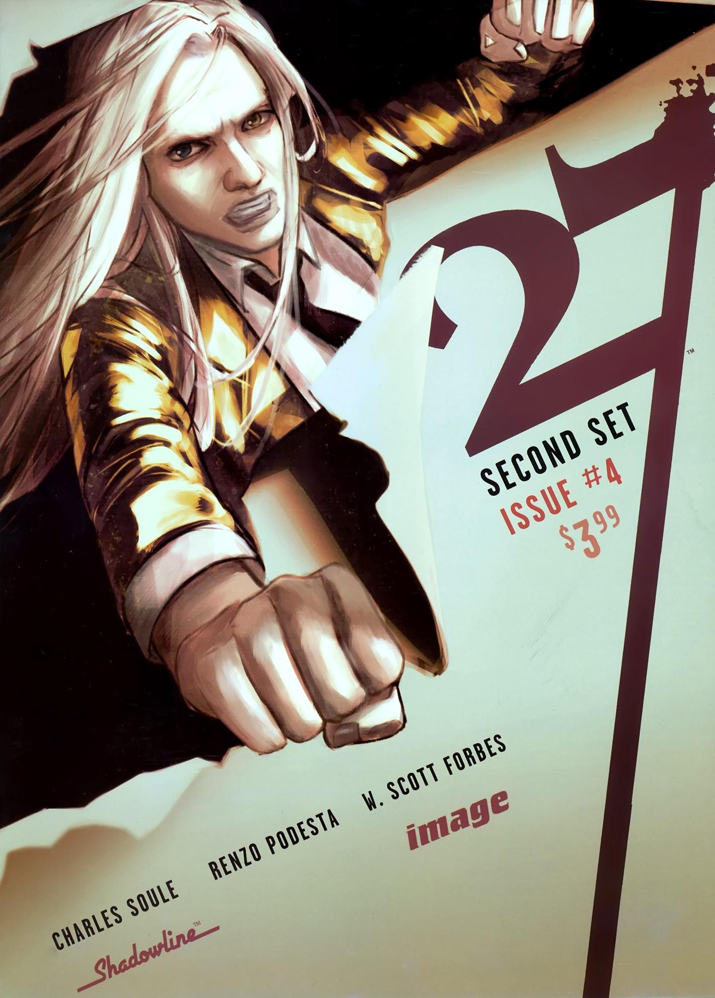 Twenty Seven: Second Set 4 Page 1