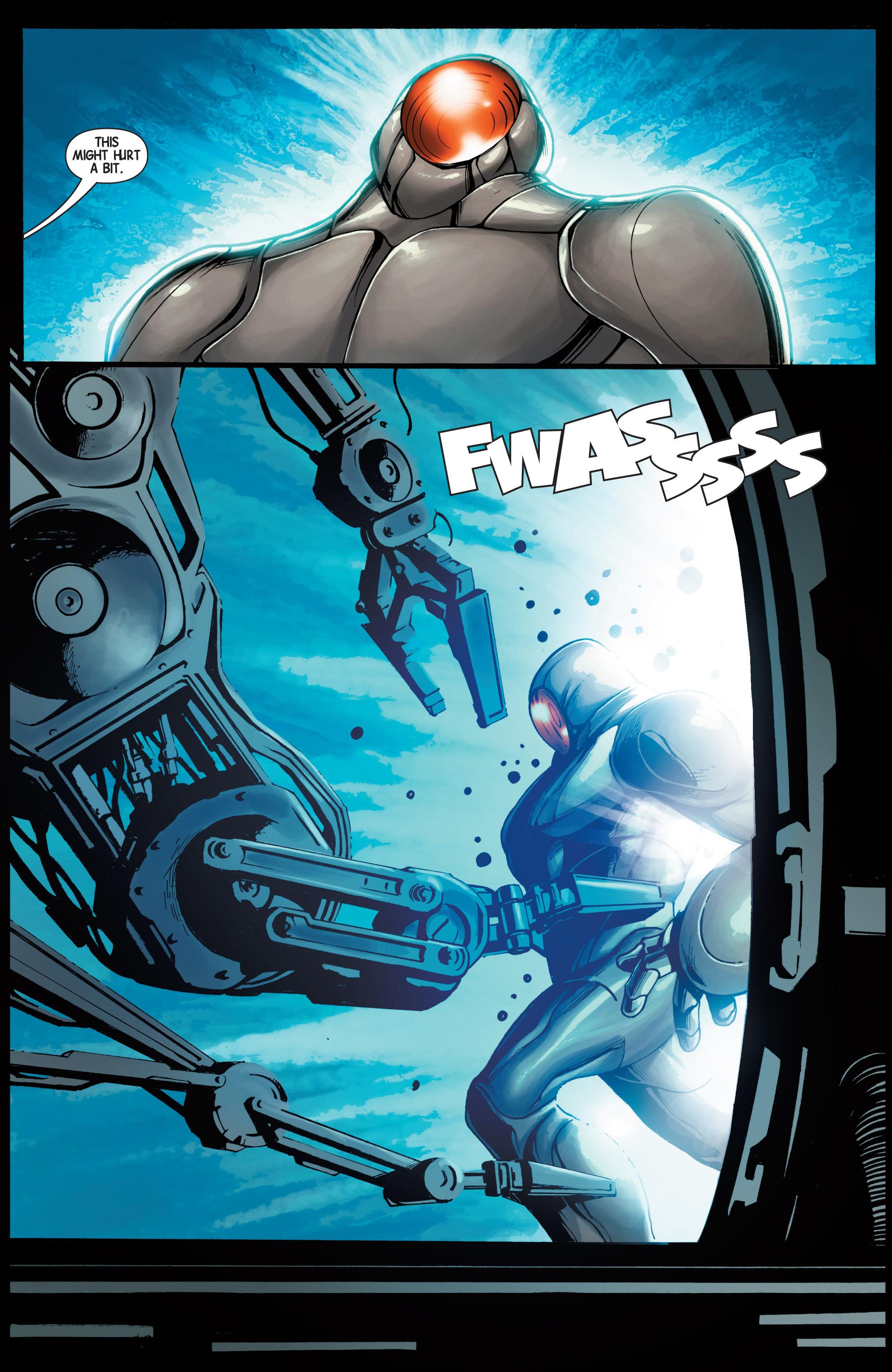 Read online Avengers (2013) comic -  Issue #Avengers (2013) _TPB 3 - 133