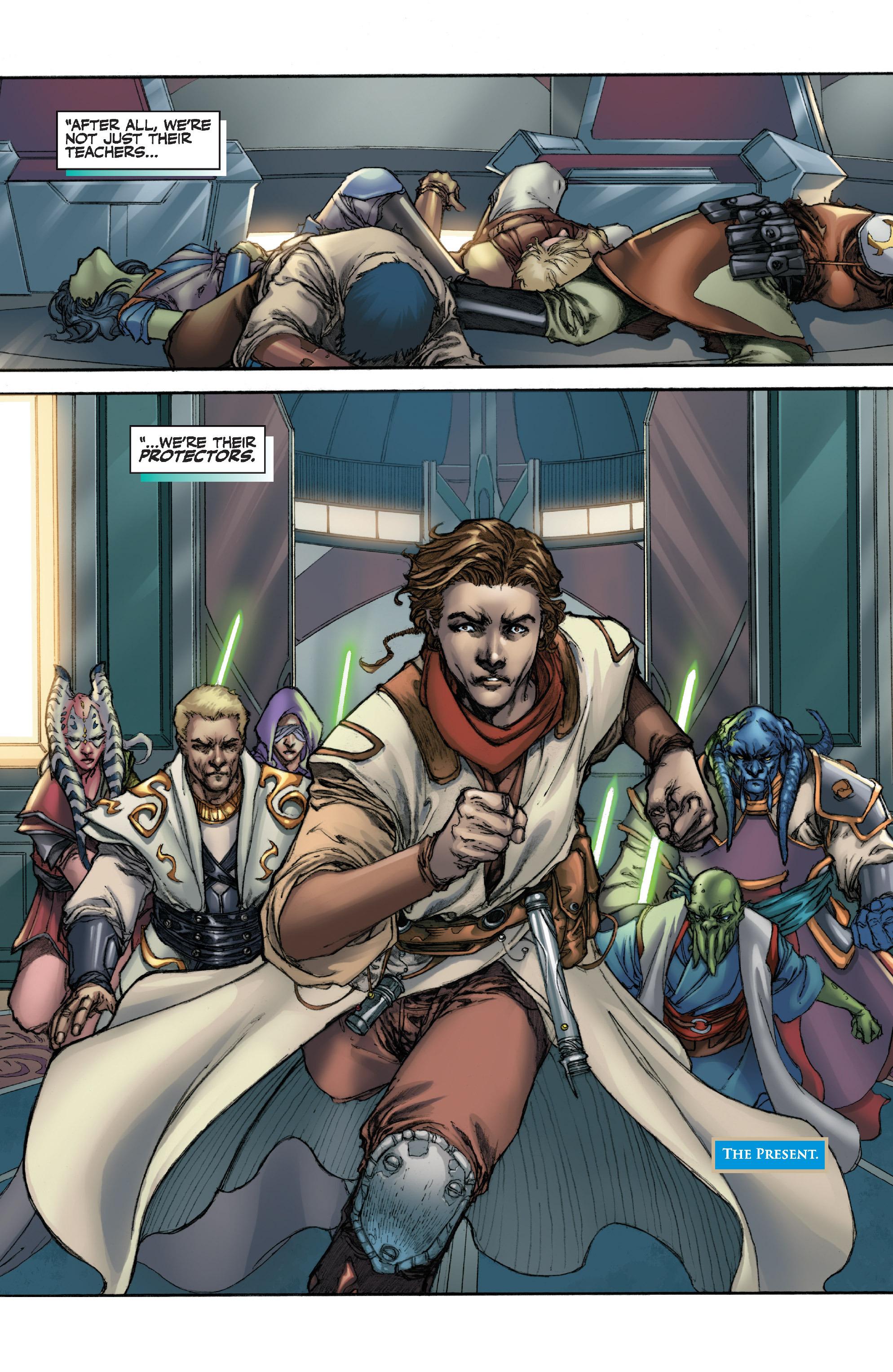 Read online Star Wars Omnibus comic -  Issue # Vol. 29 - 39