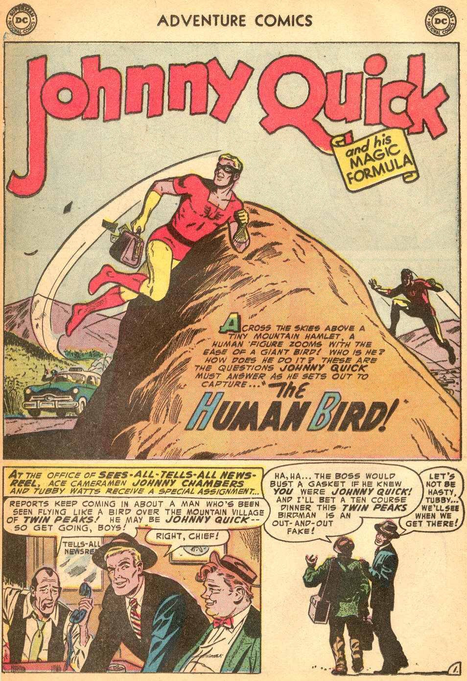 Read online Adventure Comics (1938) comic -  Issue #200 - 24