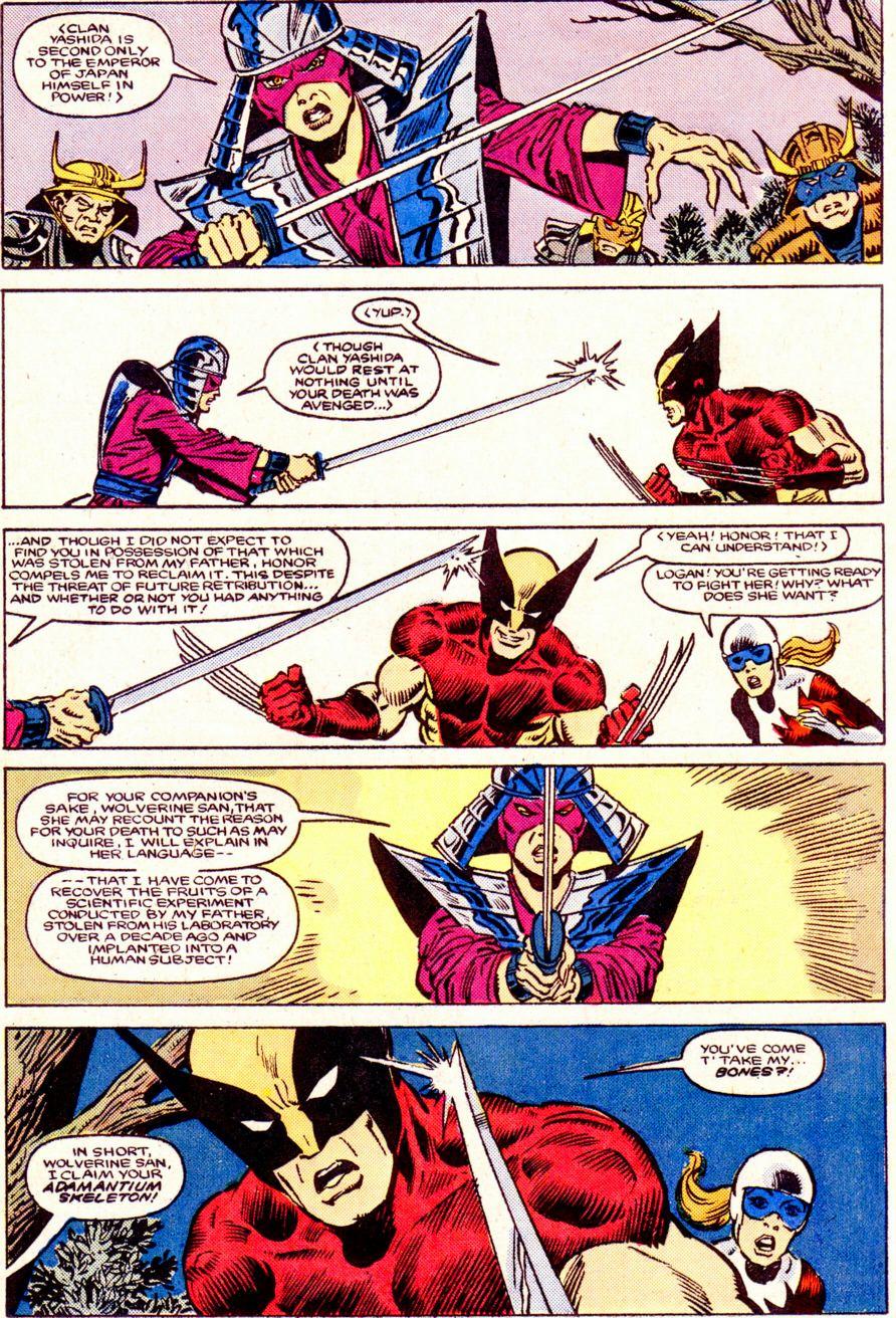 Read online Alpha Flight (1983) comic -  Issue #34 - 8