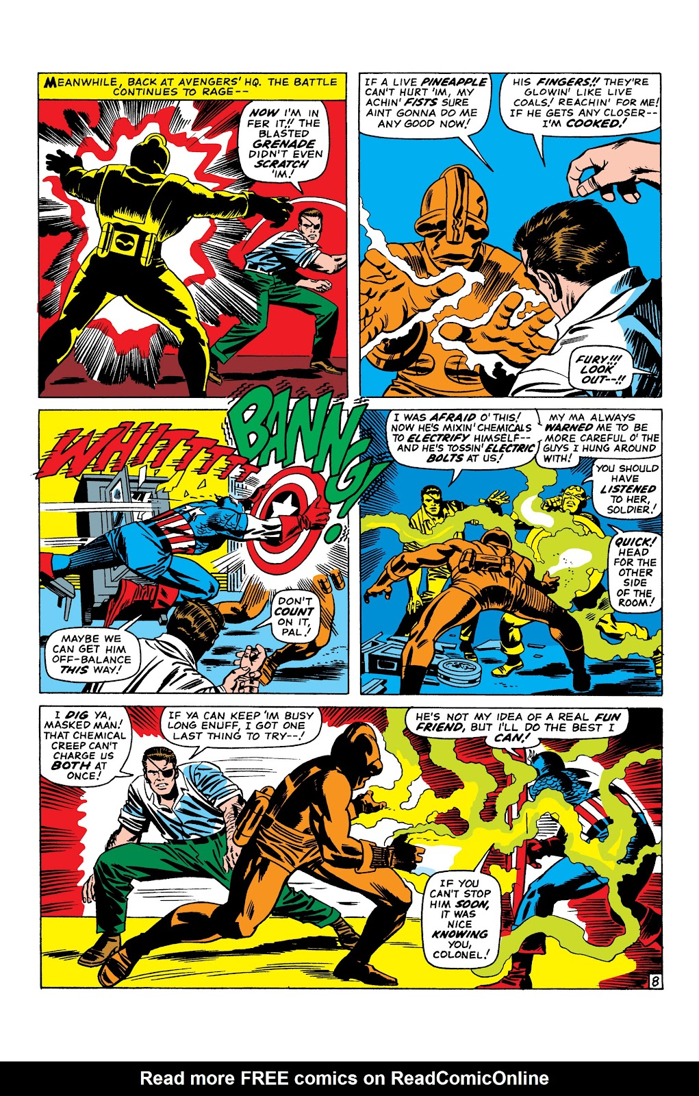 Read online Marvel Masterworks: The Invincible Iron Man comic -  Issue # TPB 3 (Part 3) - 99