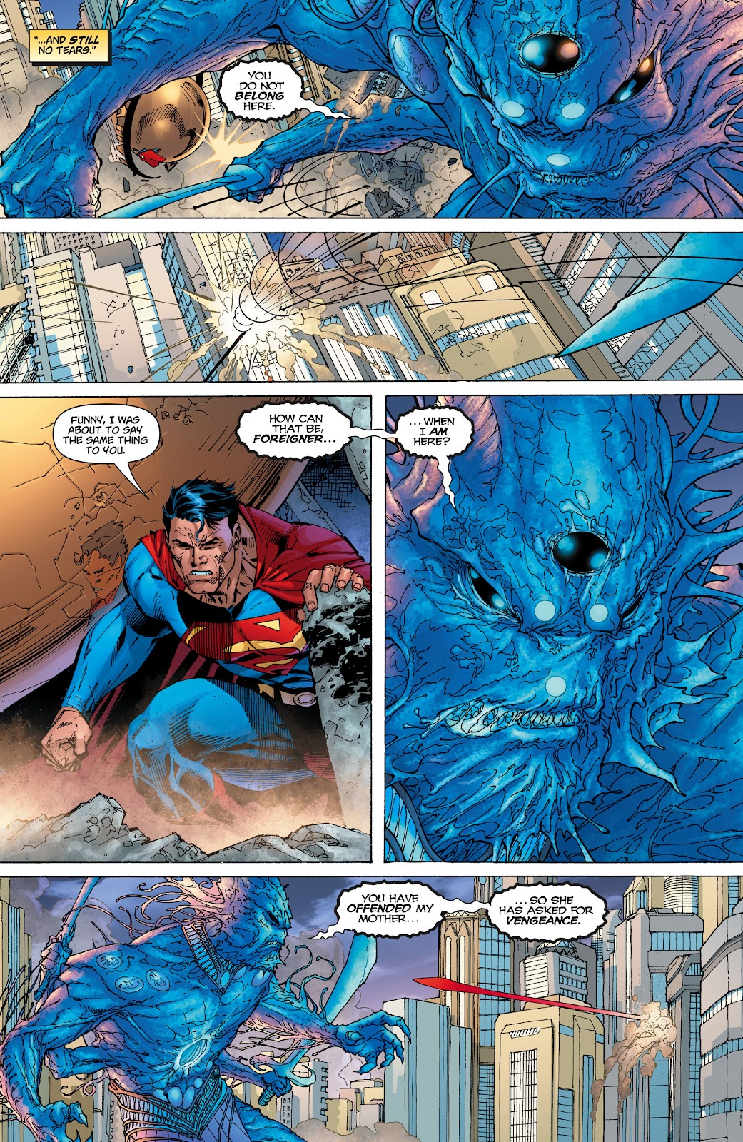 Read online Superman: For Tomorrow comic -  Issue # TPB (Part 2) - 36