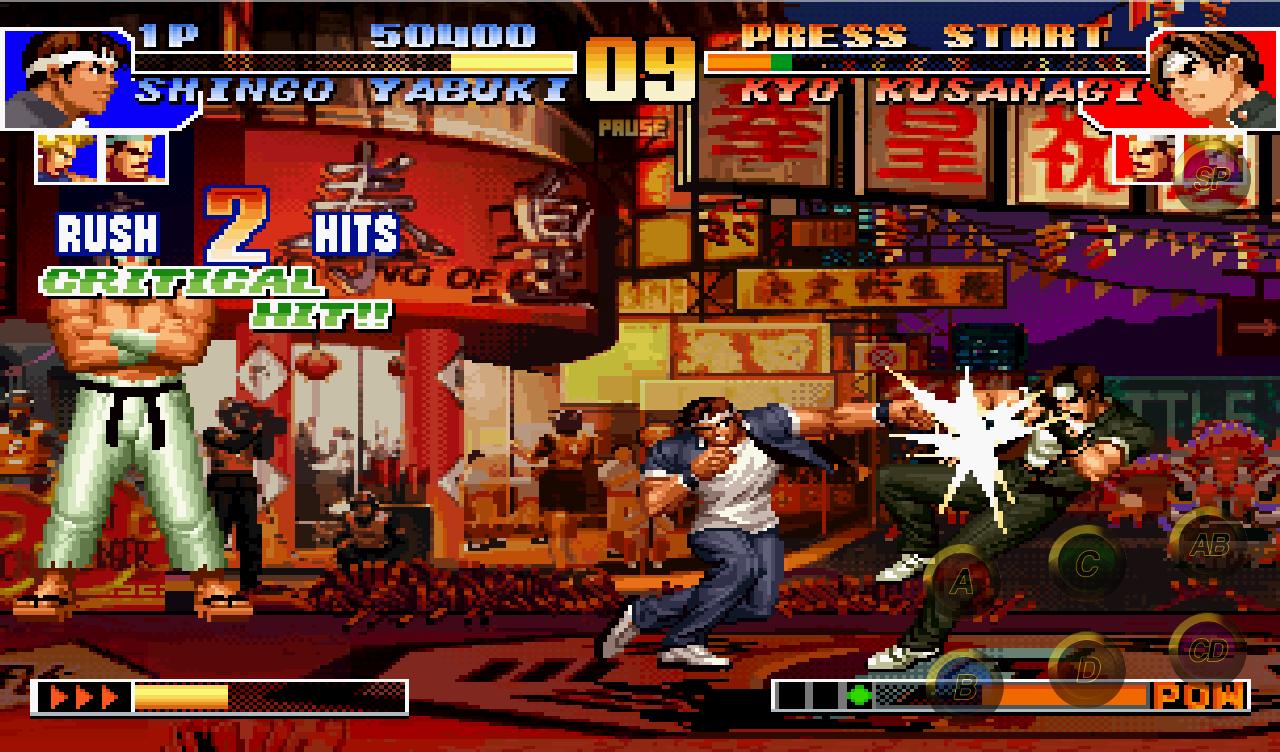 Descargar The King of Fighters 97 [PC] [Portable] [ exe] [1