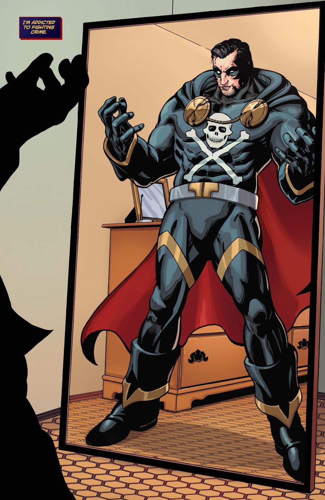 Read online Black Terror (2019) comic -  Issue # Full - 15