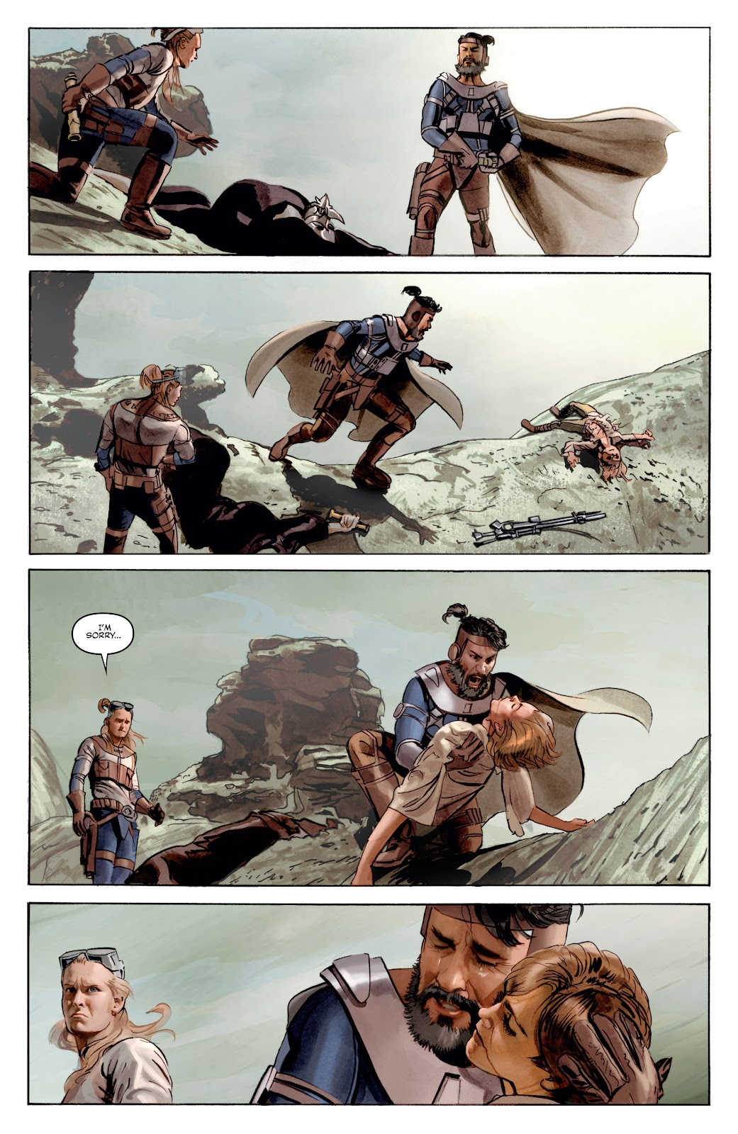 Read online Star Wars Legends: Infinities - Epic Collection comic -  Issue # TPB (Part 3) - 100