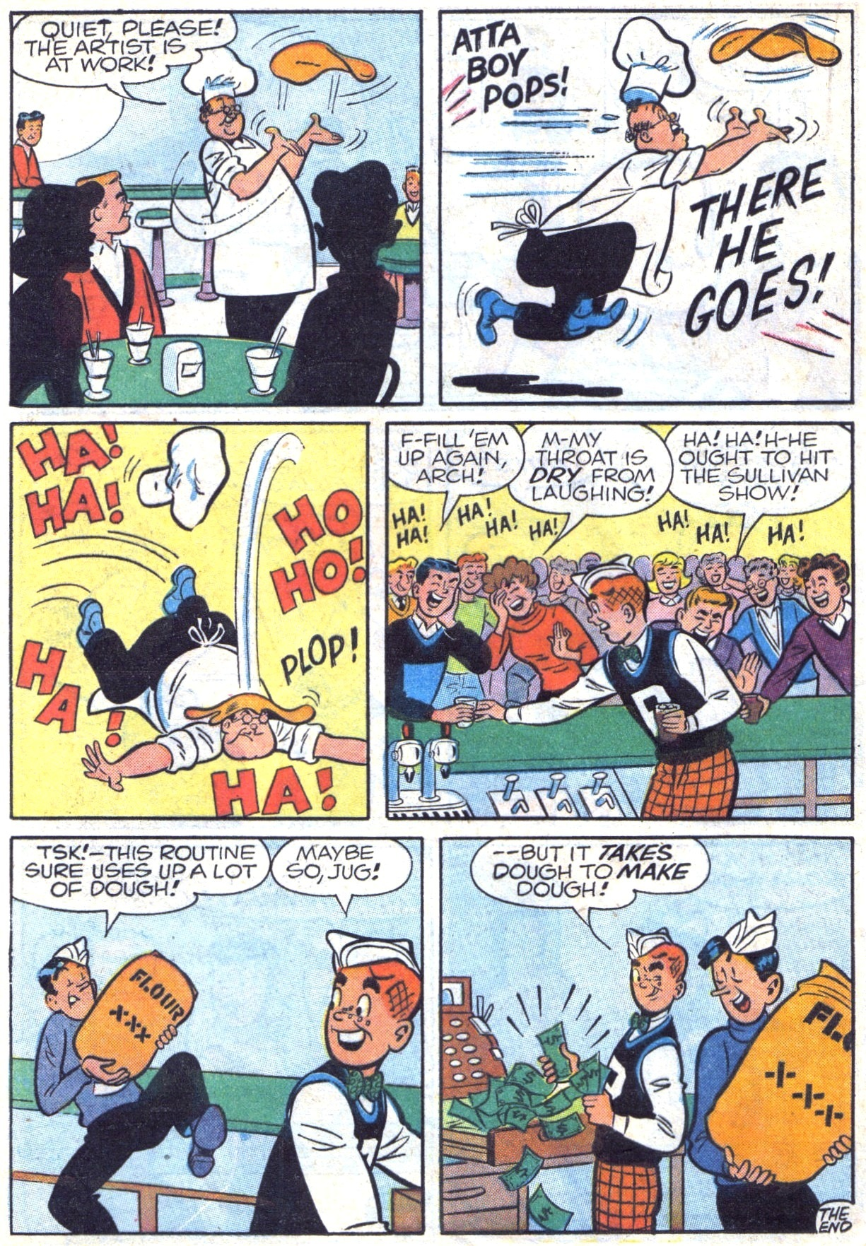 Read online Archie (1960) comic -  Issue #117 - 20