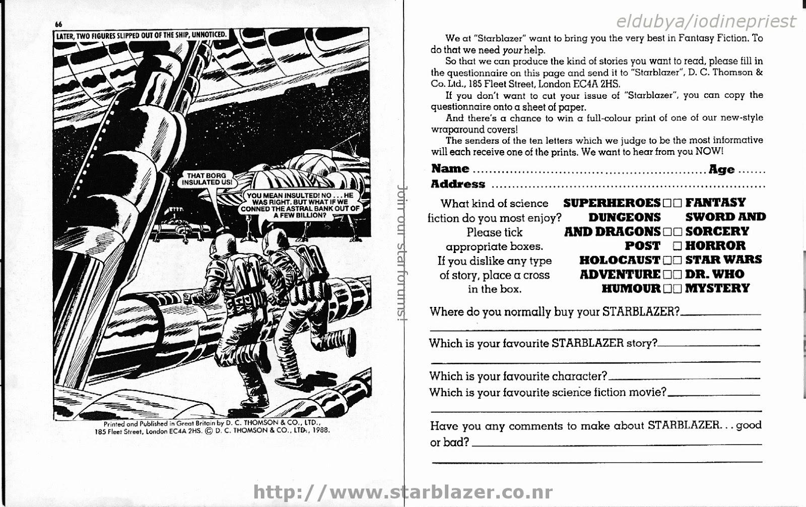 Starblazer issue 208 - Page 35