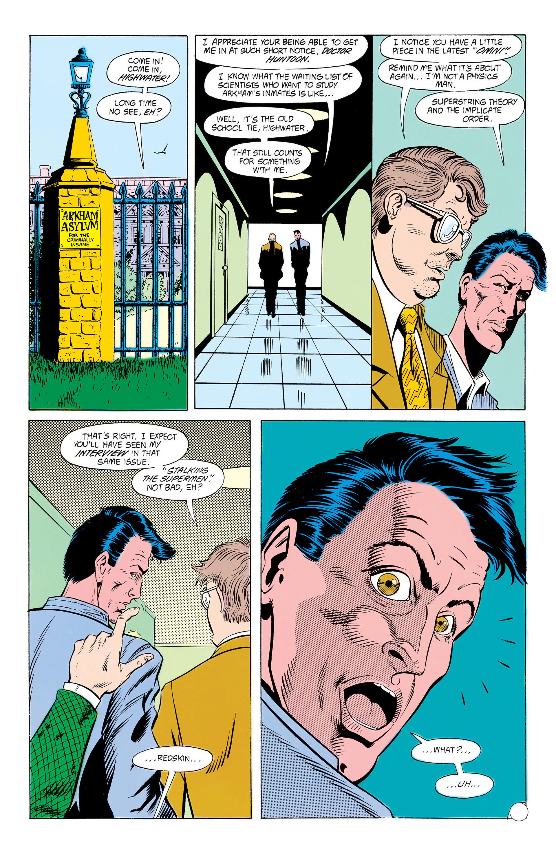 Read online Animal Man (1988) comic -  Issue #10 - 29