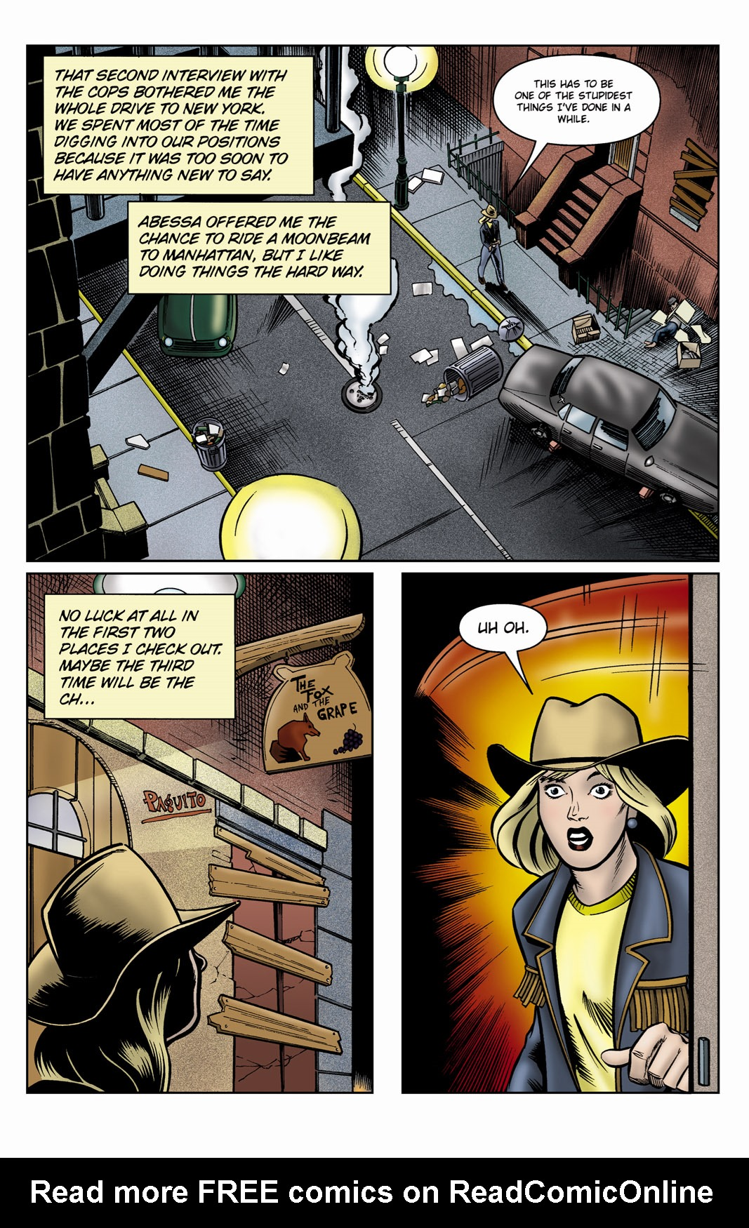 Read online SideChicks comic -  Issue #3 - 3