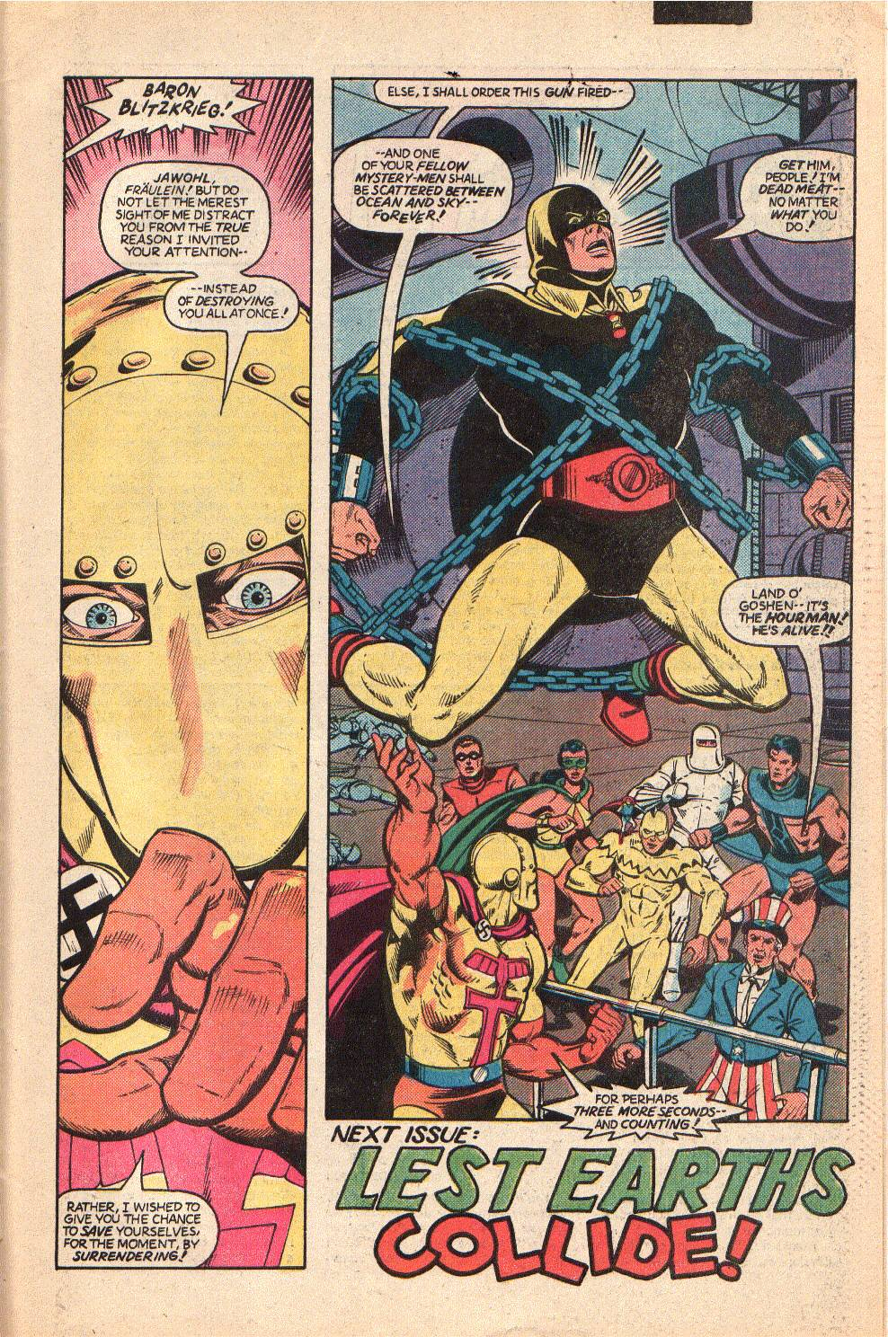 Read online All-Star Squadron comic -  Issue #33 - 31