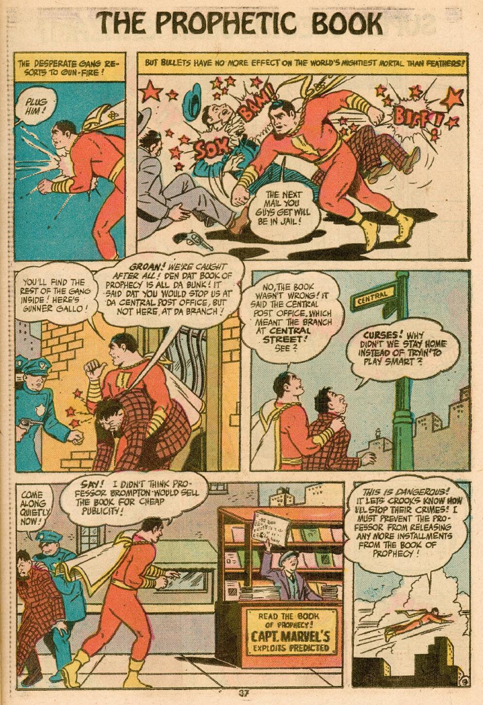 Read online Shazam! (1973) comic -  Issue #14 - 31