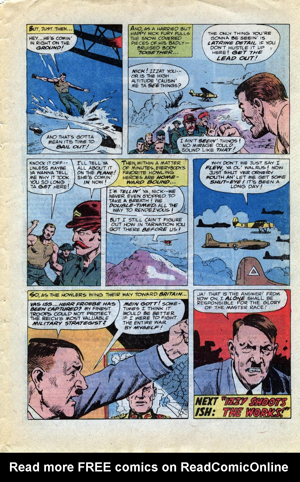 Read online Sgt. Fury comic -  Issue #148 - 33
