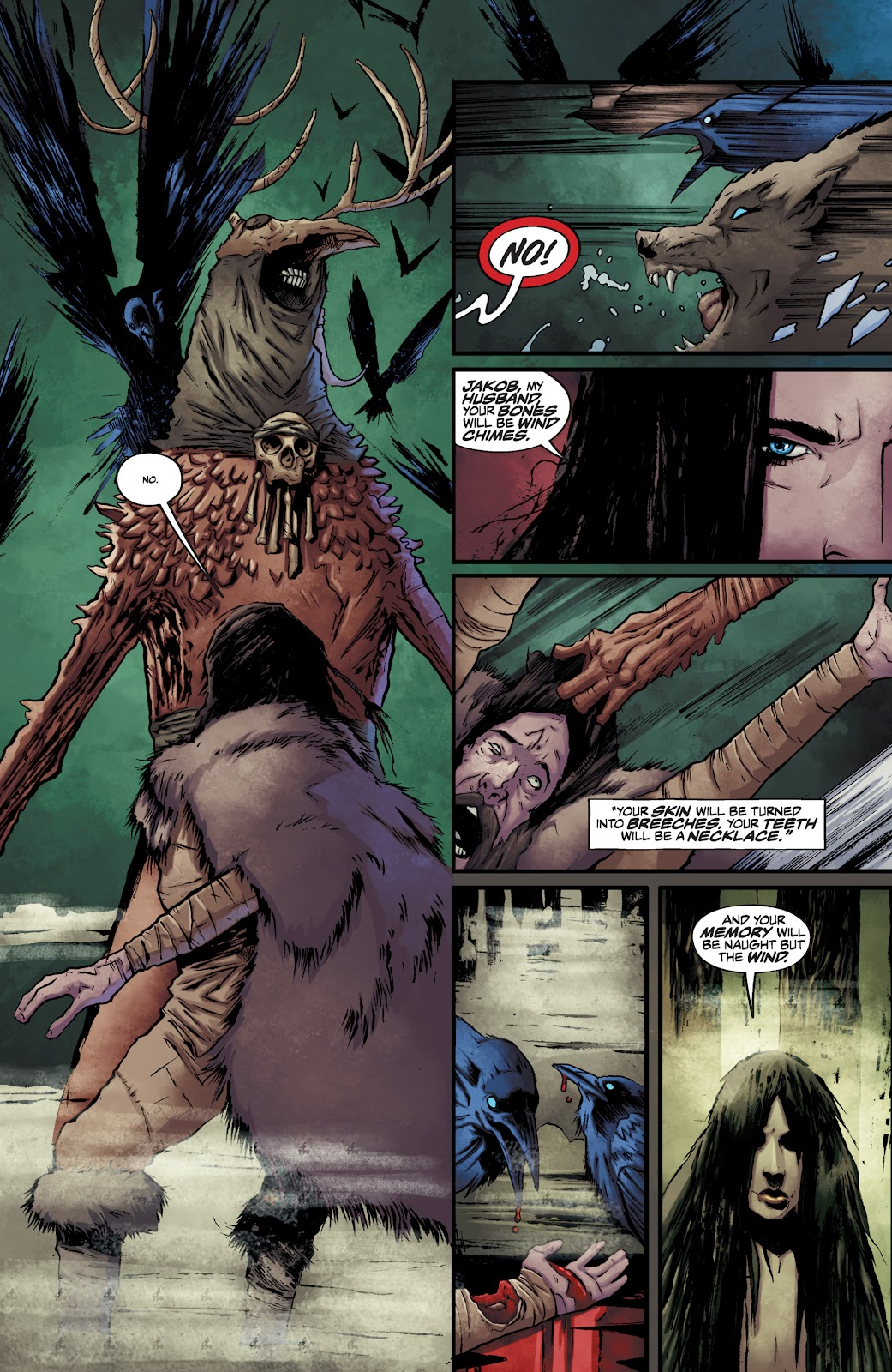 Read online The Witcher Omnibus comic -  Issue # TPB (Part 2) - 25