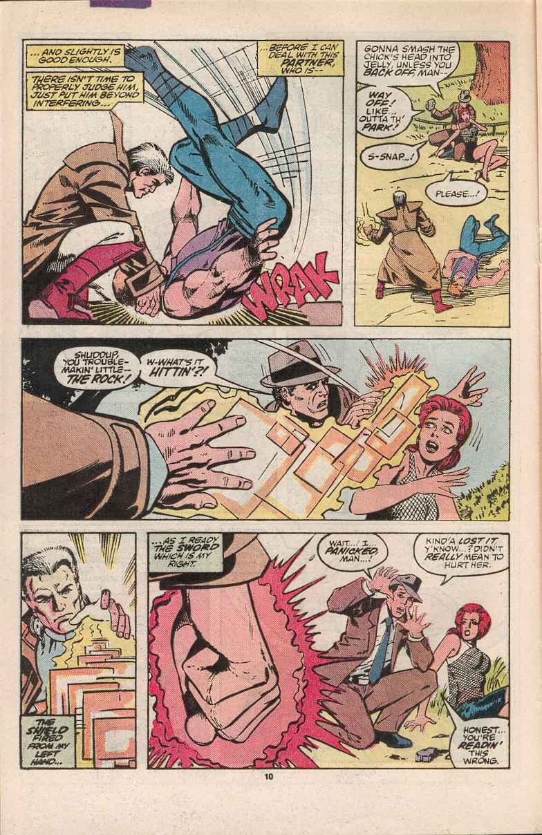 Read online Justice (1986) comic -  Issue #1 - 11
