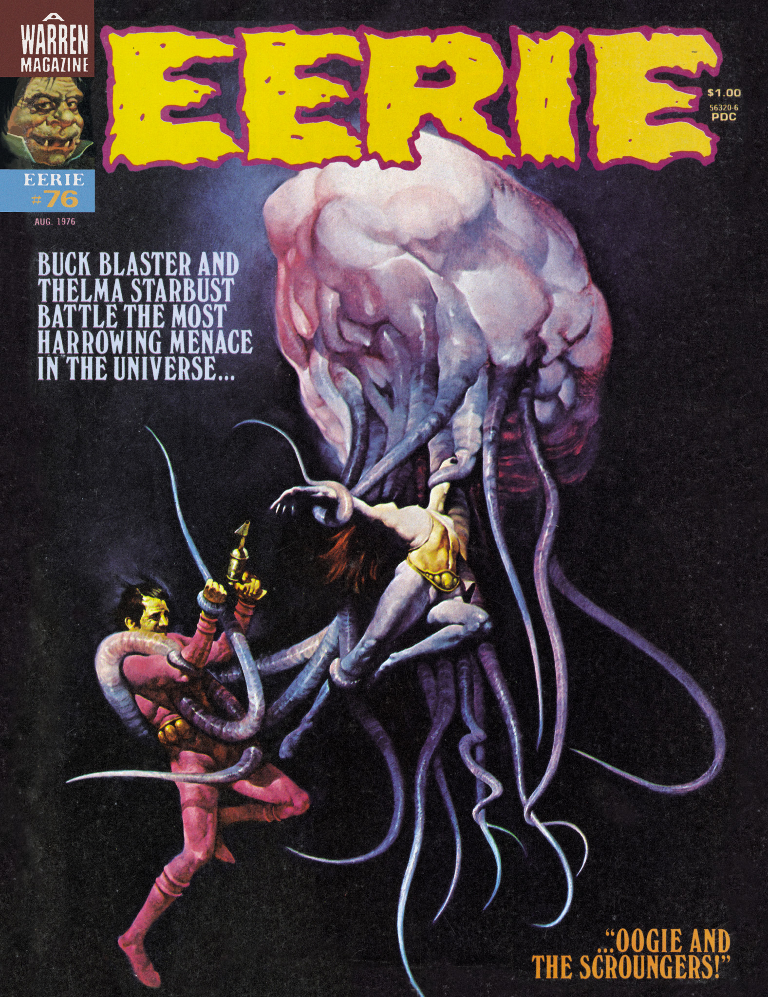 Read online Eerie Archives comic -  Issue # TPB 16 - 62