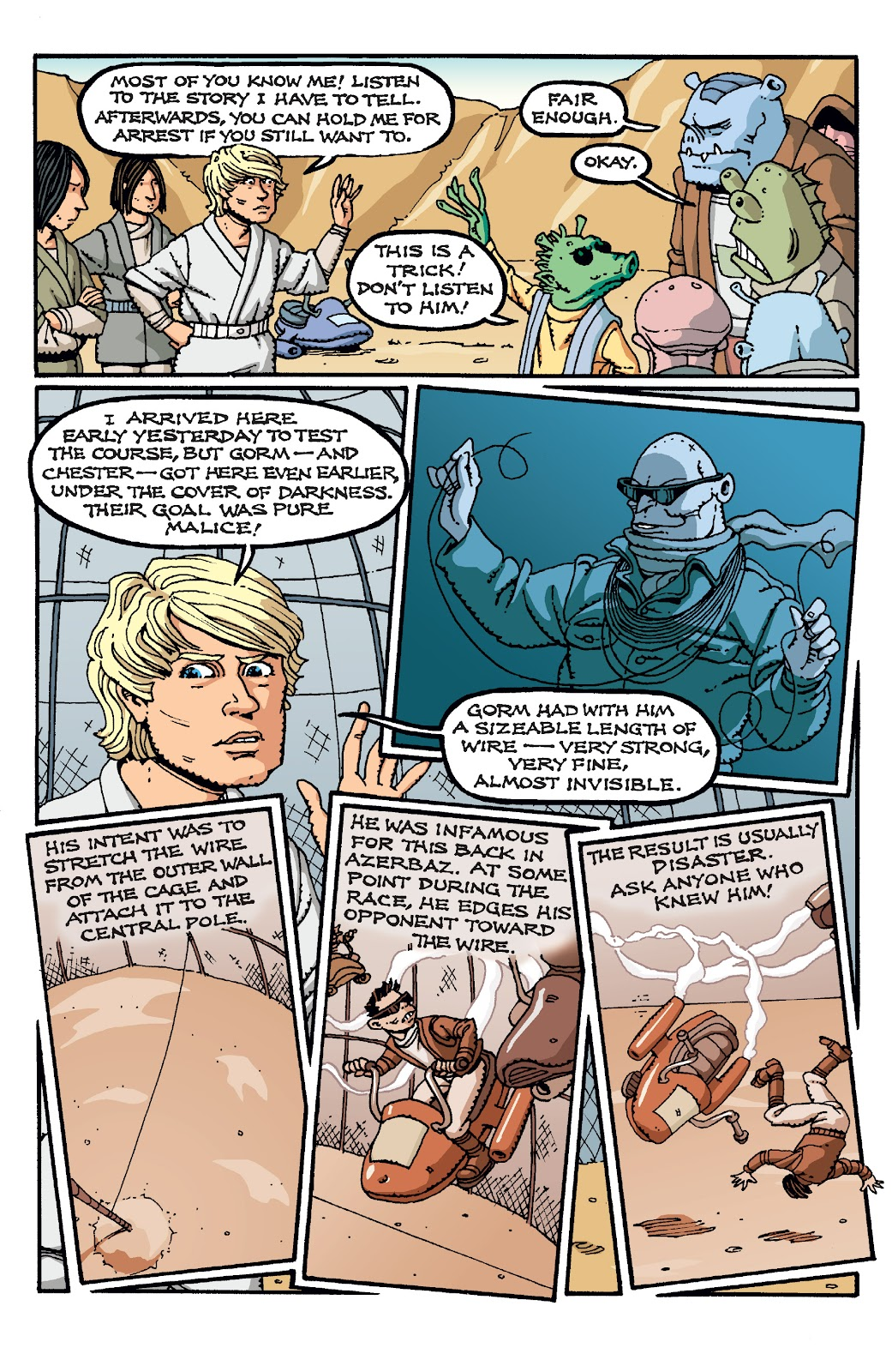 Read online Star Wars Legends Epic Collection: The Empire comic -  Issue # TPB 5 (Part 5) - 63